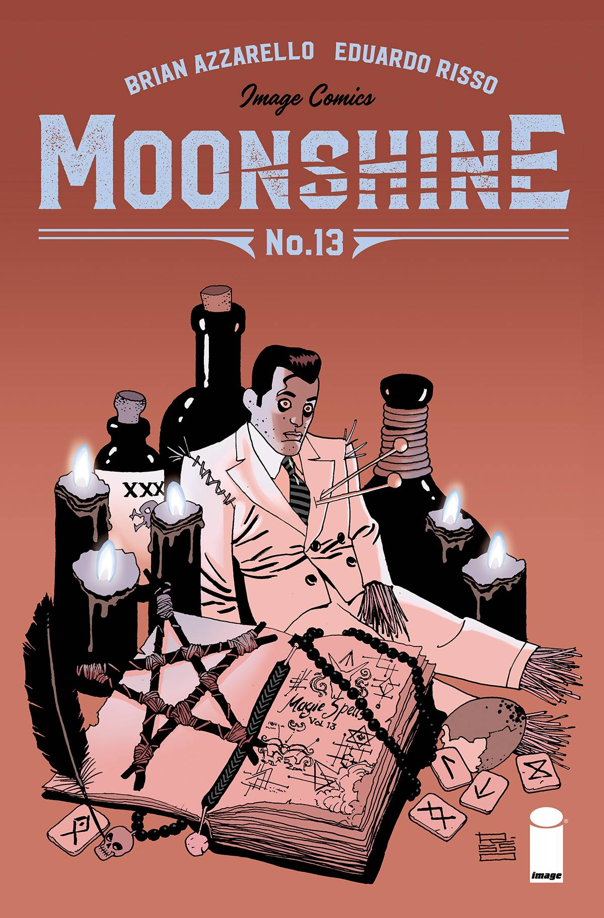 Moonshine #13 (2019)