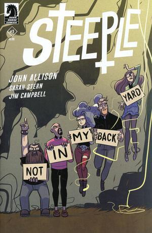 Steeple #3 (2019)