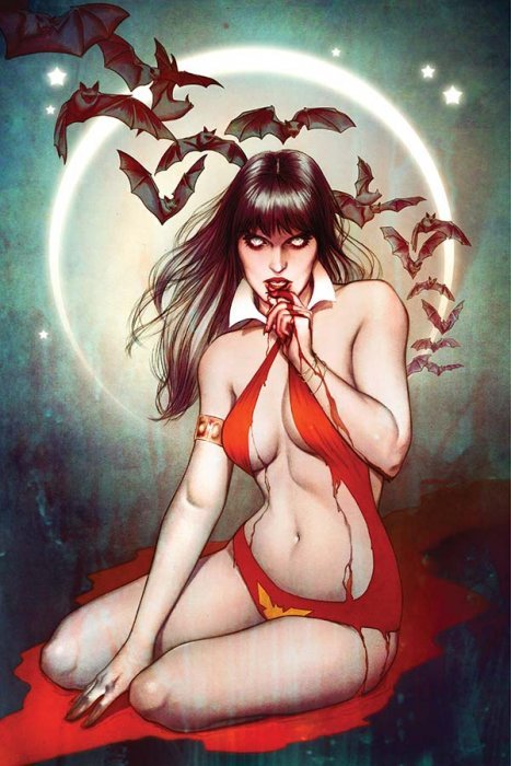 Vampirella #1 (2014)