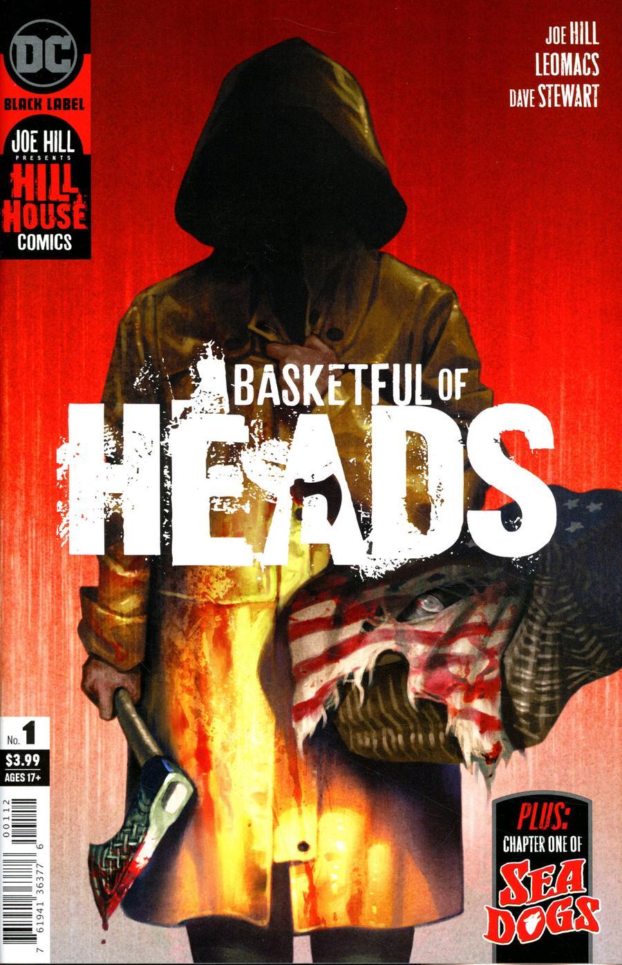 Basketful Of Heads #1 (2019)