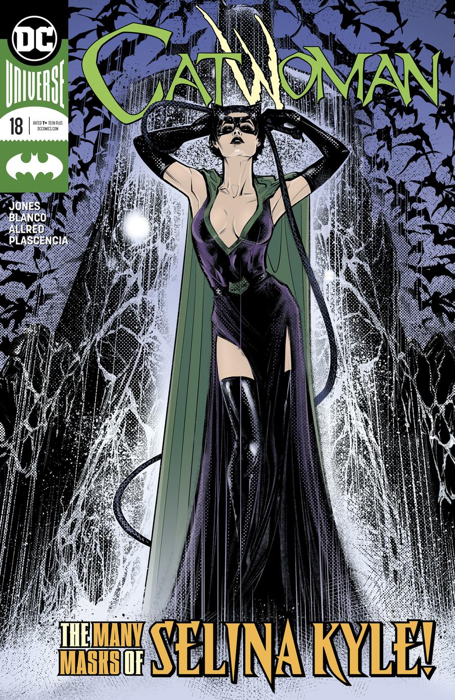 Catwoman #18 (2019)