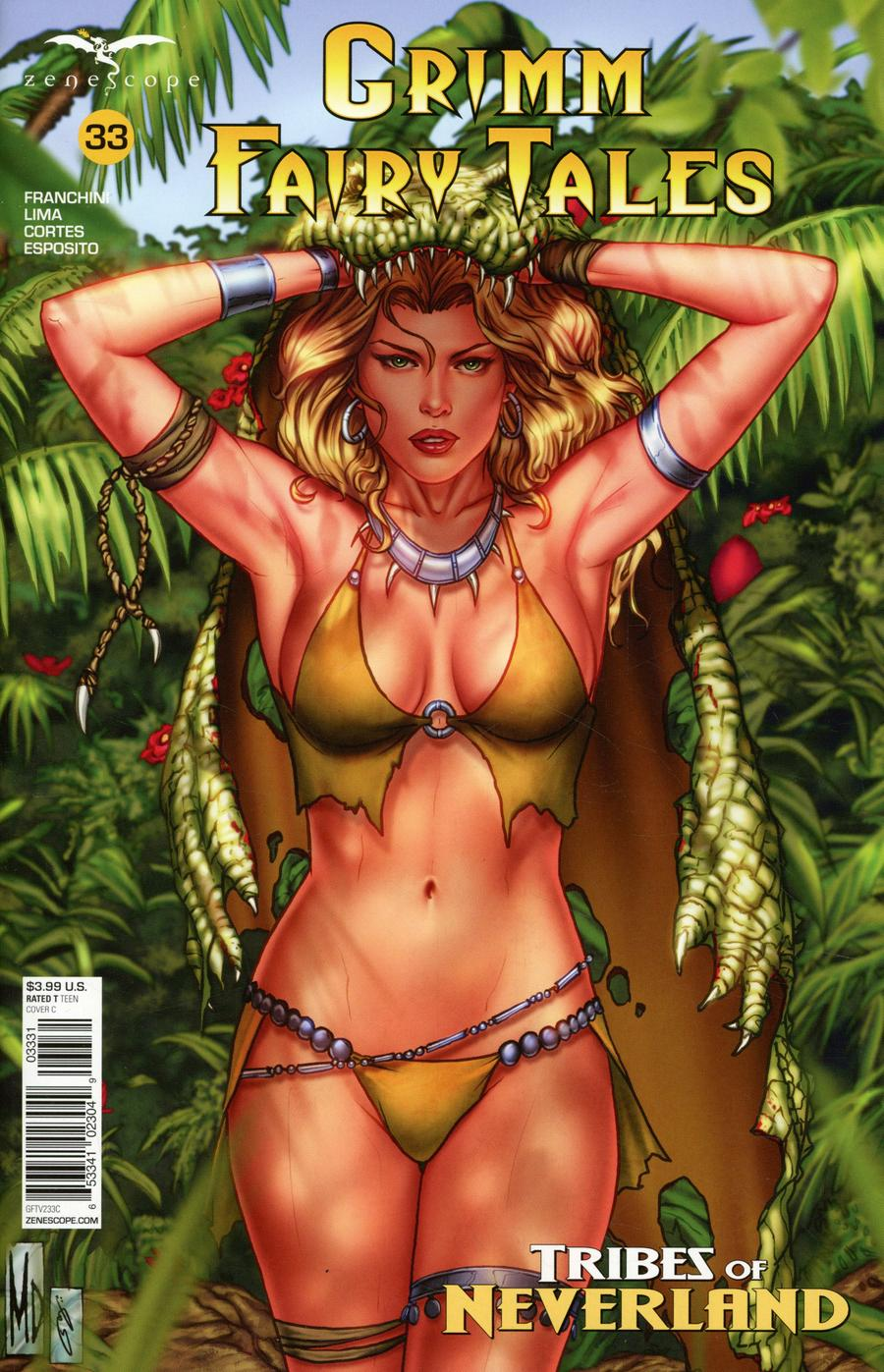Grimm Fairy Tales #33 (2019)