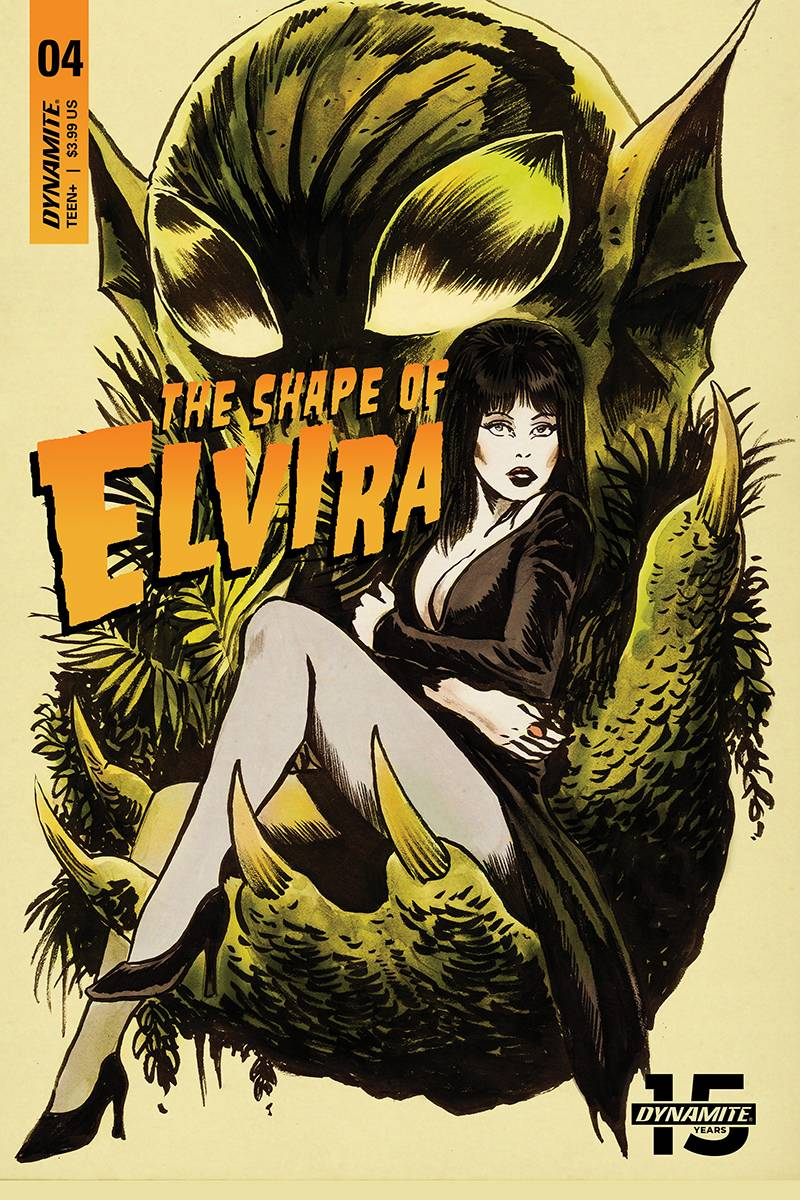 Elvira: The Shape Of Elvira #4 (2019)