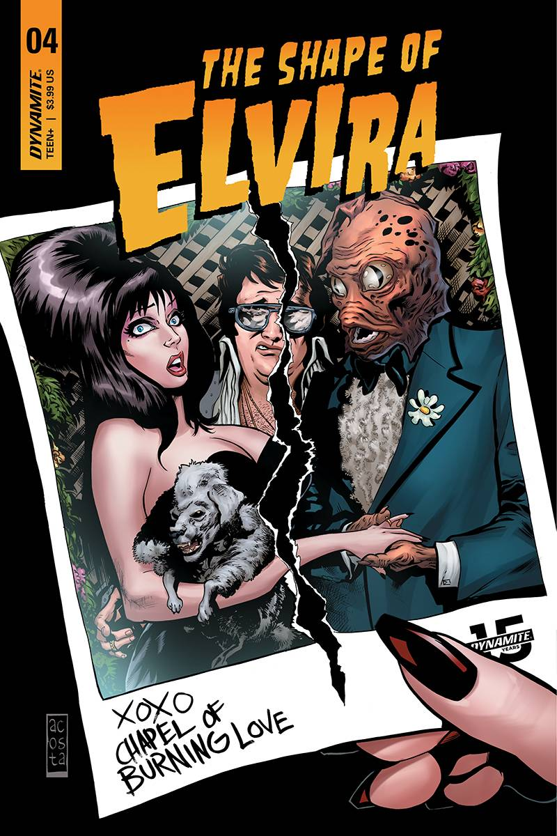 Elvira: The Shape Of Elvira #4 (2019)