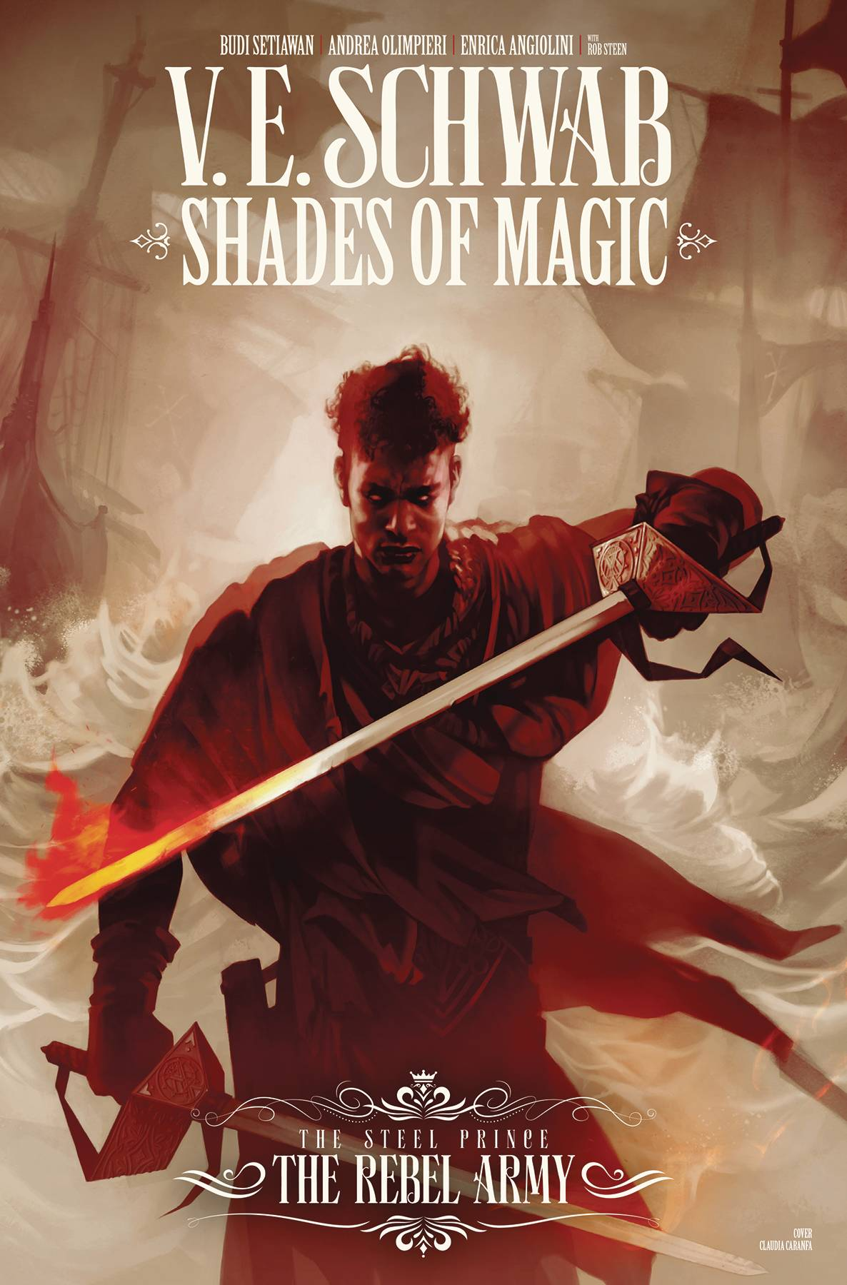 Shades Of Magic: The Rebel Army #2 (2019)