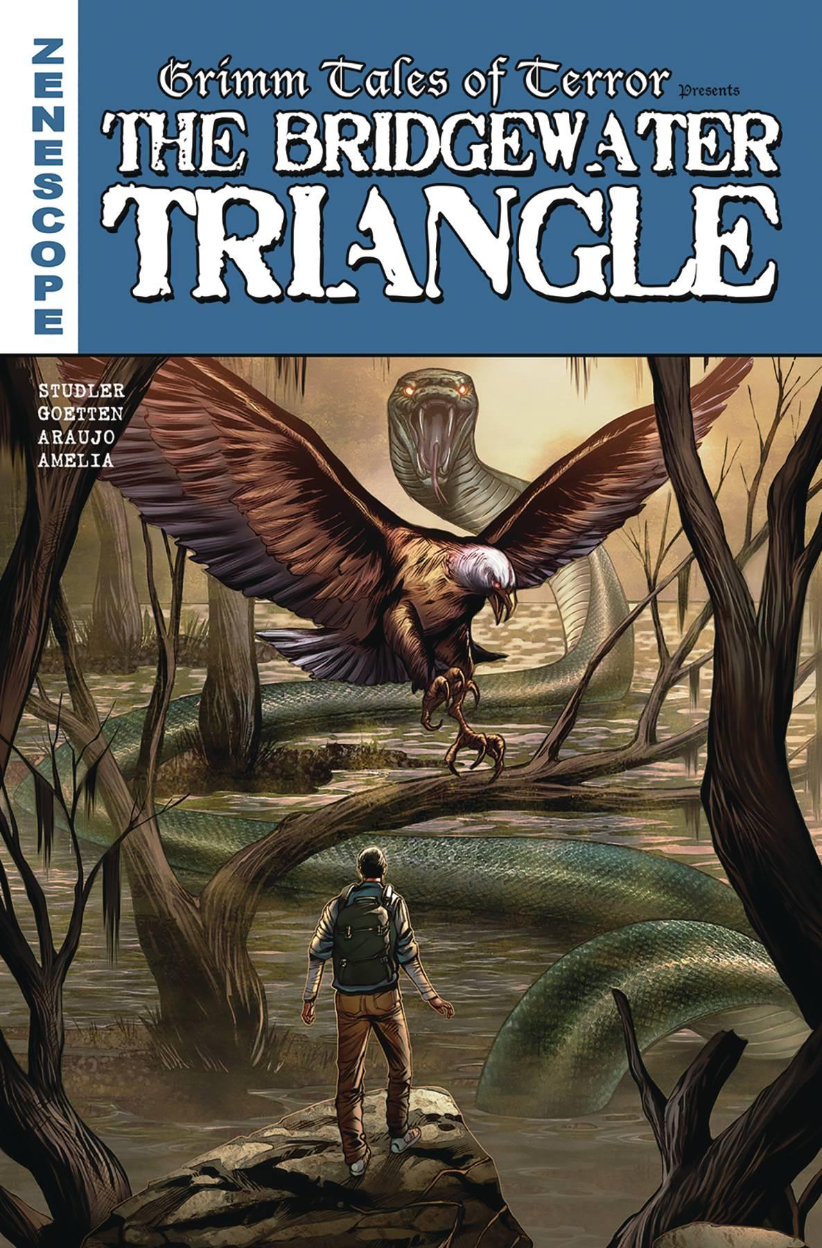 Tales Of Terror: Bridgewater Triangle #3 (2019)