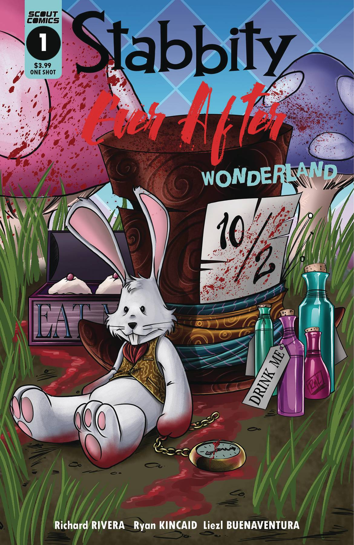 Stabbity Ever After Wonderland #1 (2019)