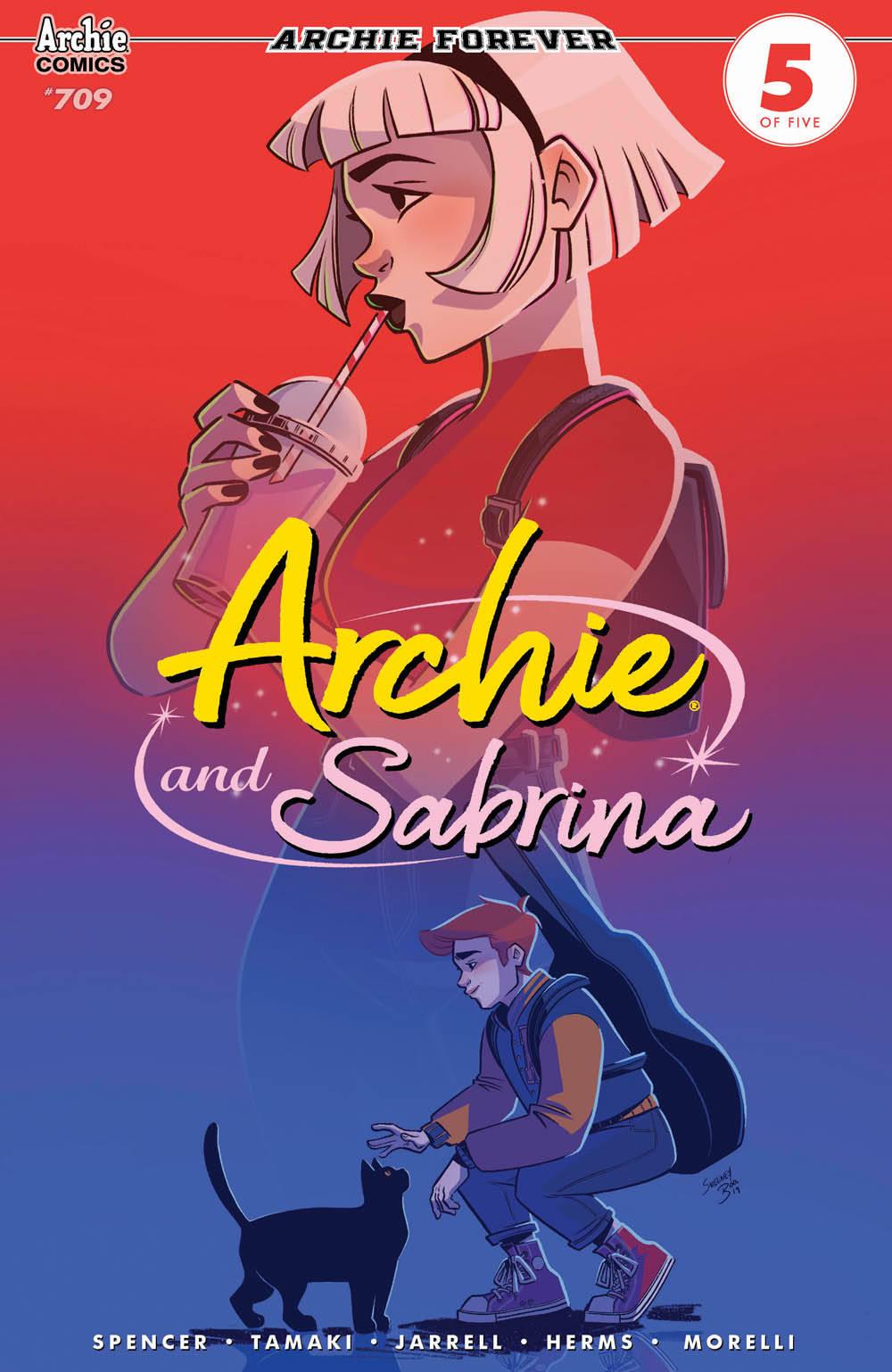 Archie #709 (2019)