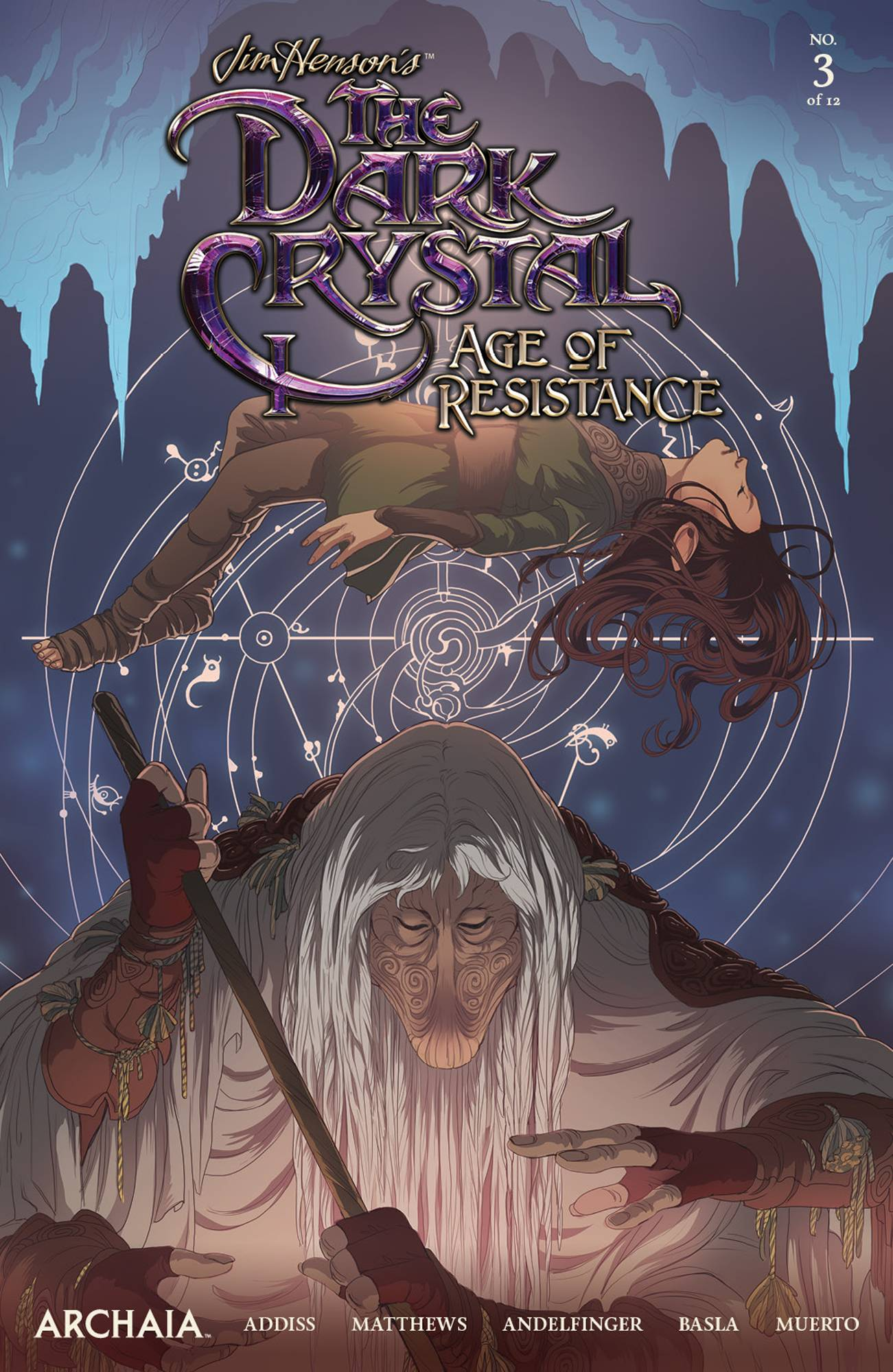 Jim Henson's The Dark Crystal: Age Of Resistance #3 (2019)