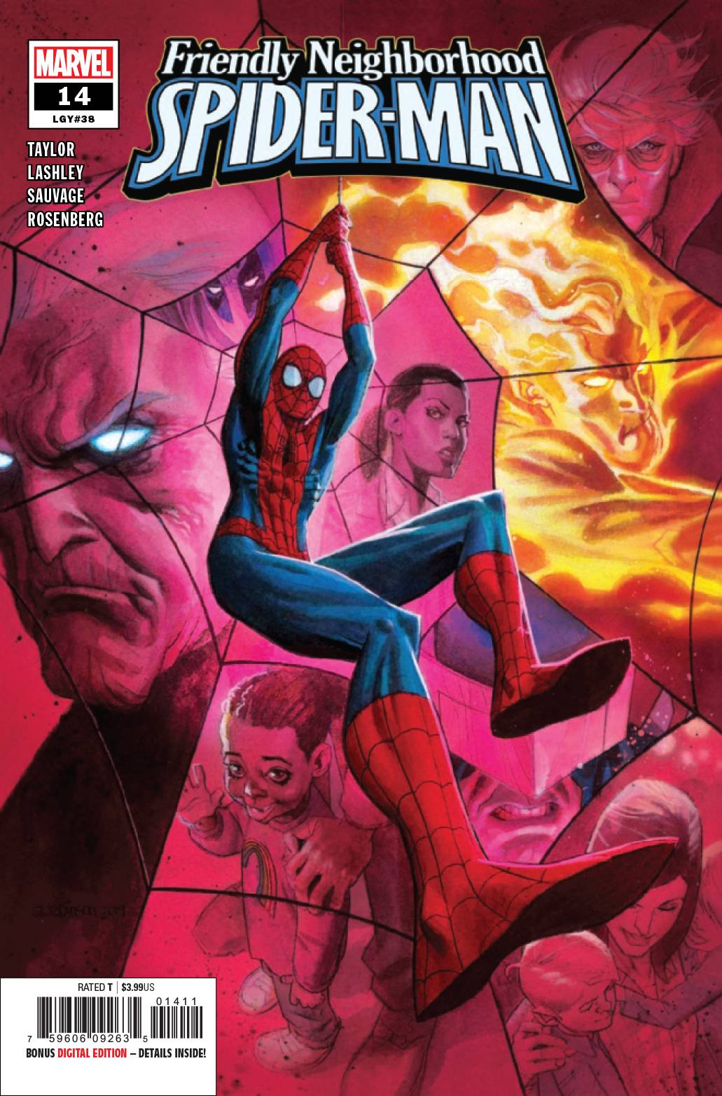 Friendly Neighborhood Spider-Man #14 (2019)