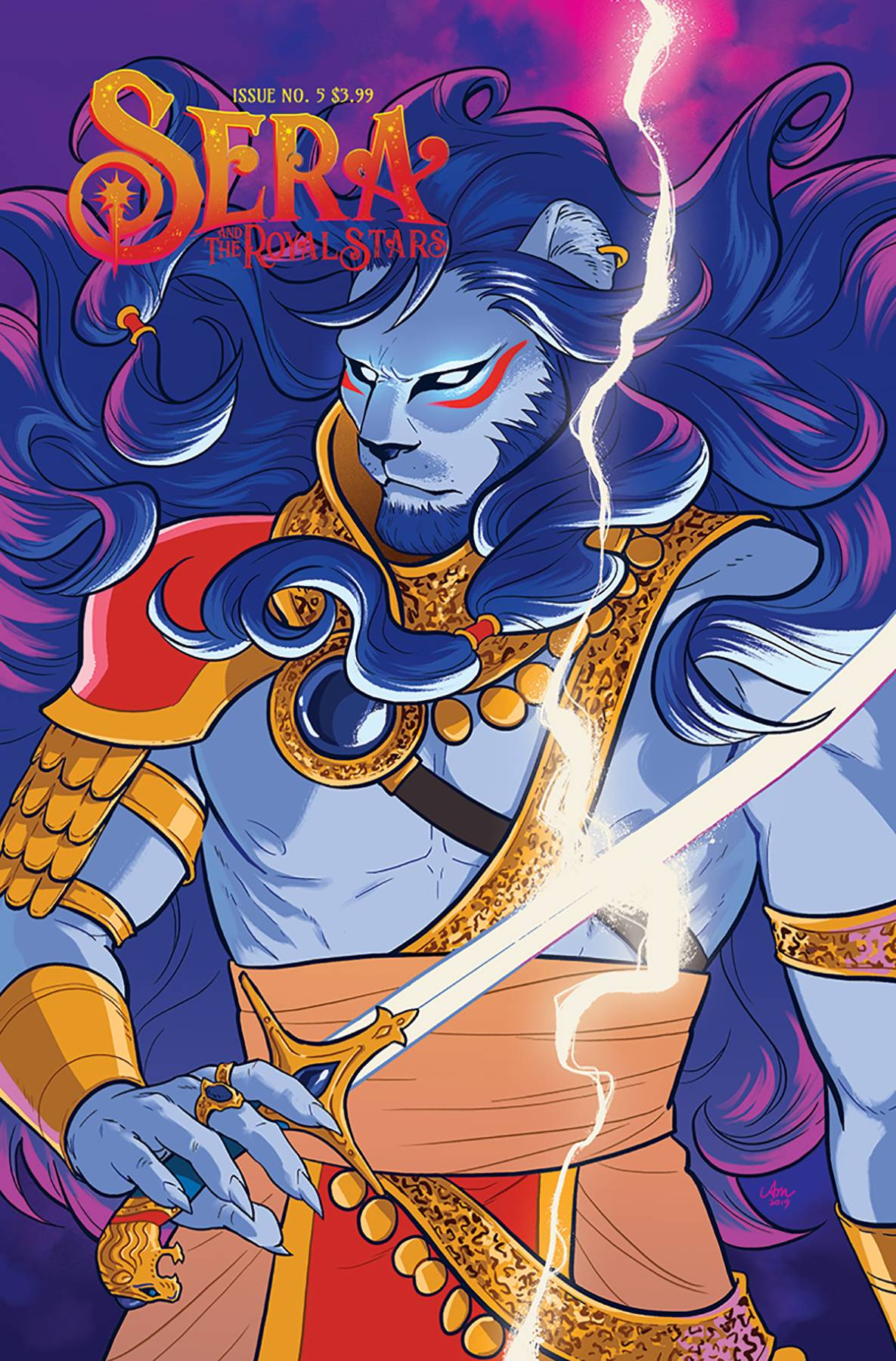 Sera & the Royal Stars #5 (2019)