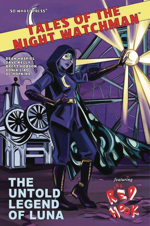 Tales Night Watchman: Red Hook - The Untold Legend Luna #1 (2019)