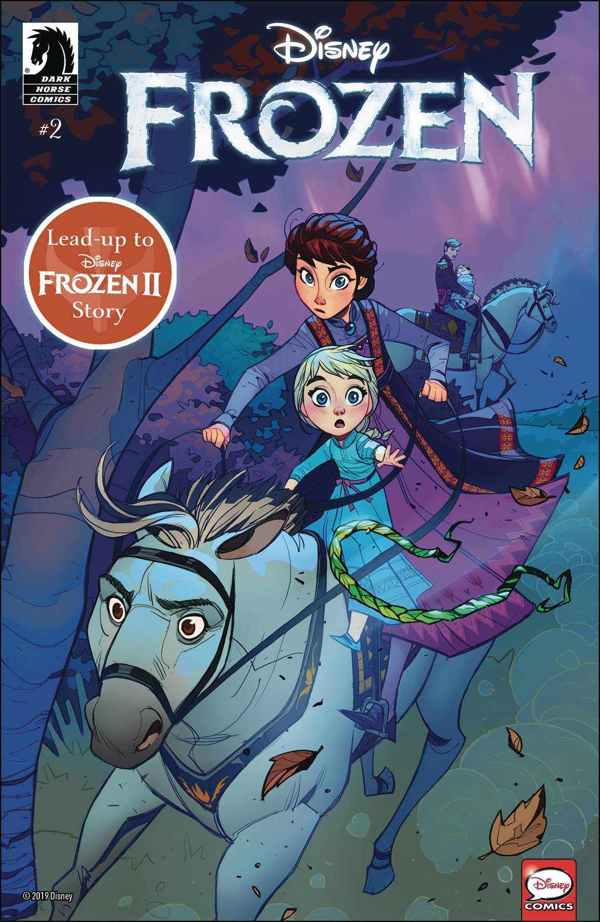 Disney Frozen: True Treasure #2 (2019)