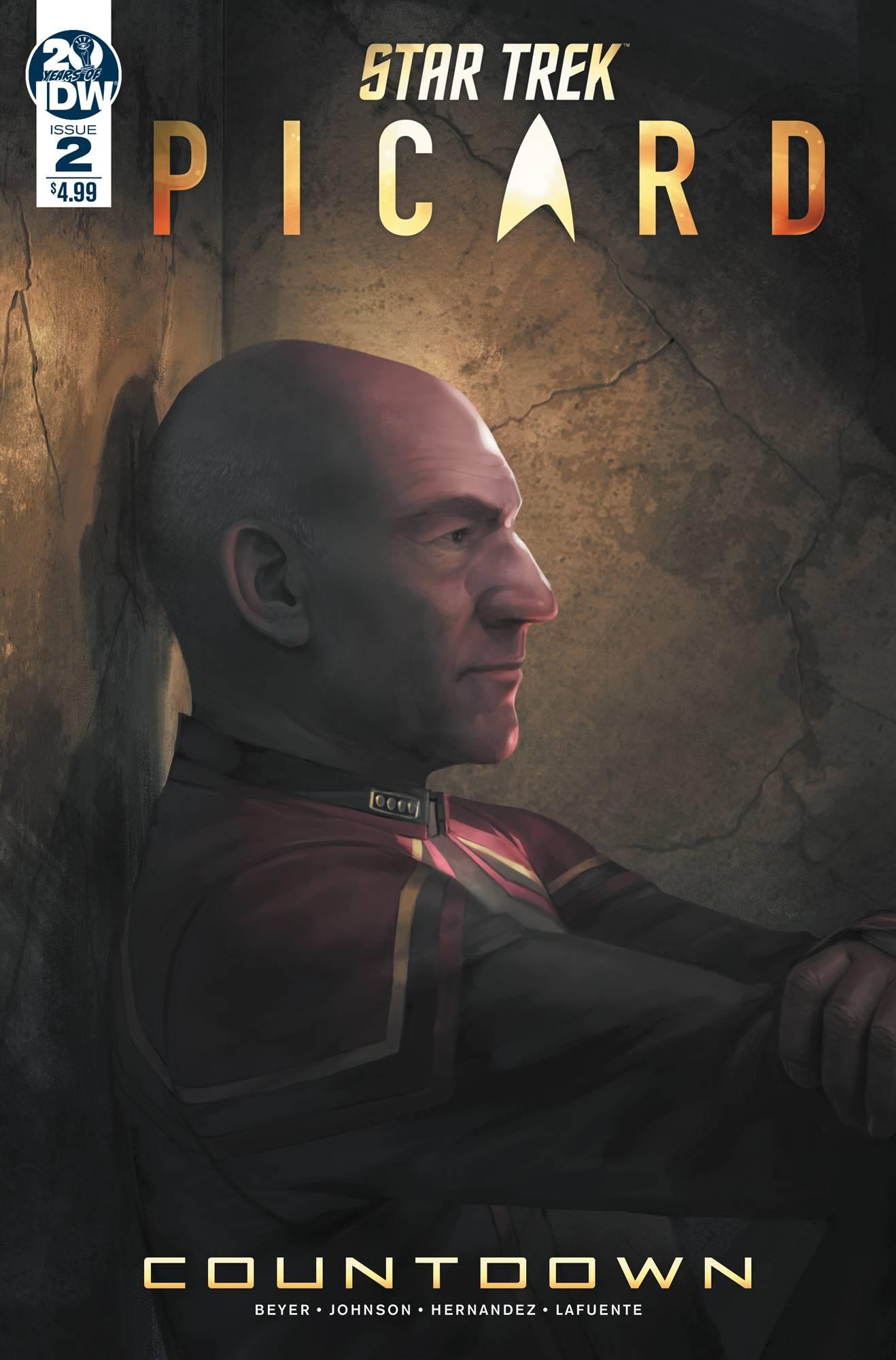 Star Trek: Picard #2 (2019)