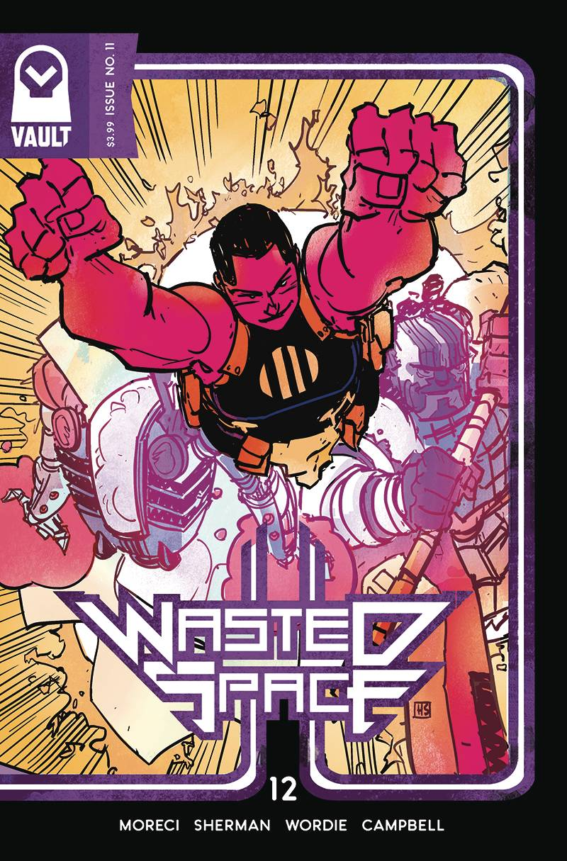 Wasted Space #12 (2019)