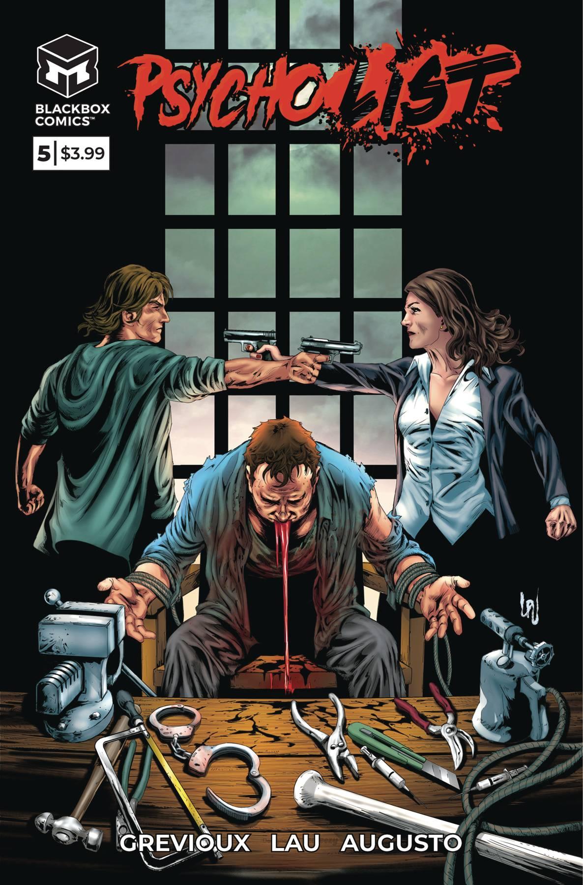 Psycho List #5 (2019)