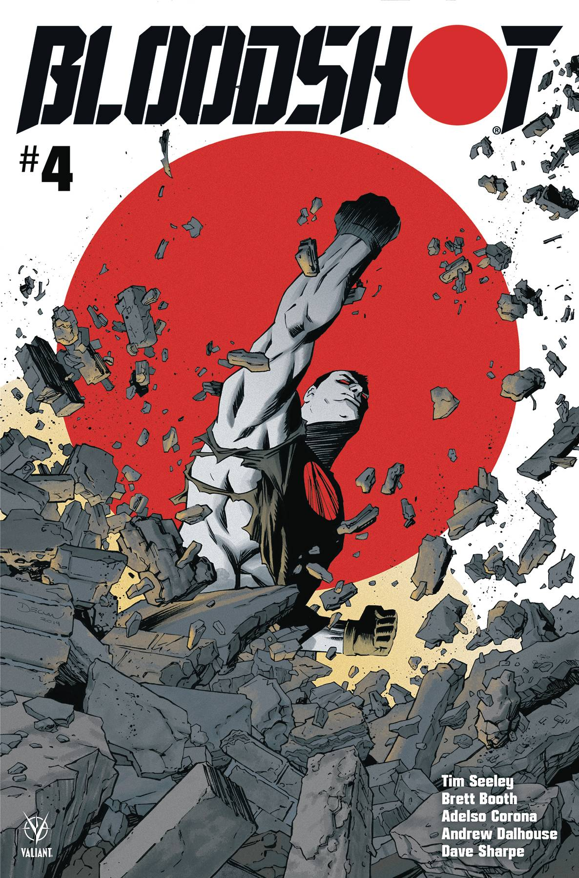 Bloodshot #4 (2019)