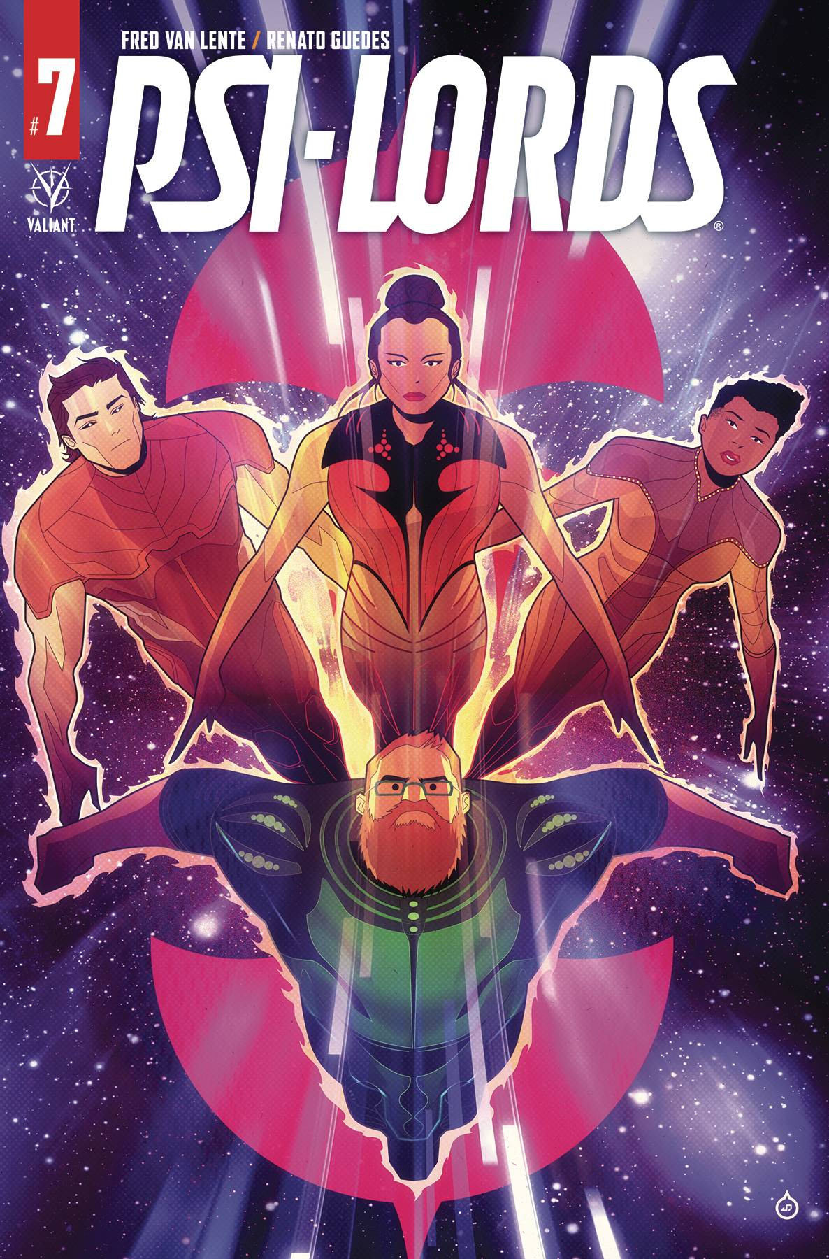 Psi-Lords #7 (2019)