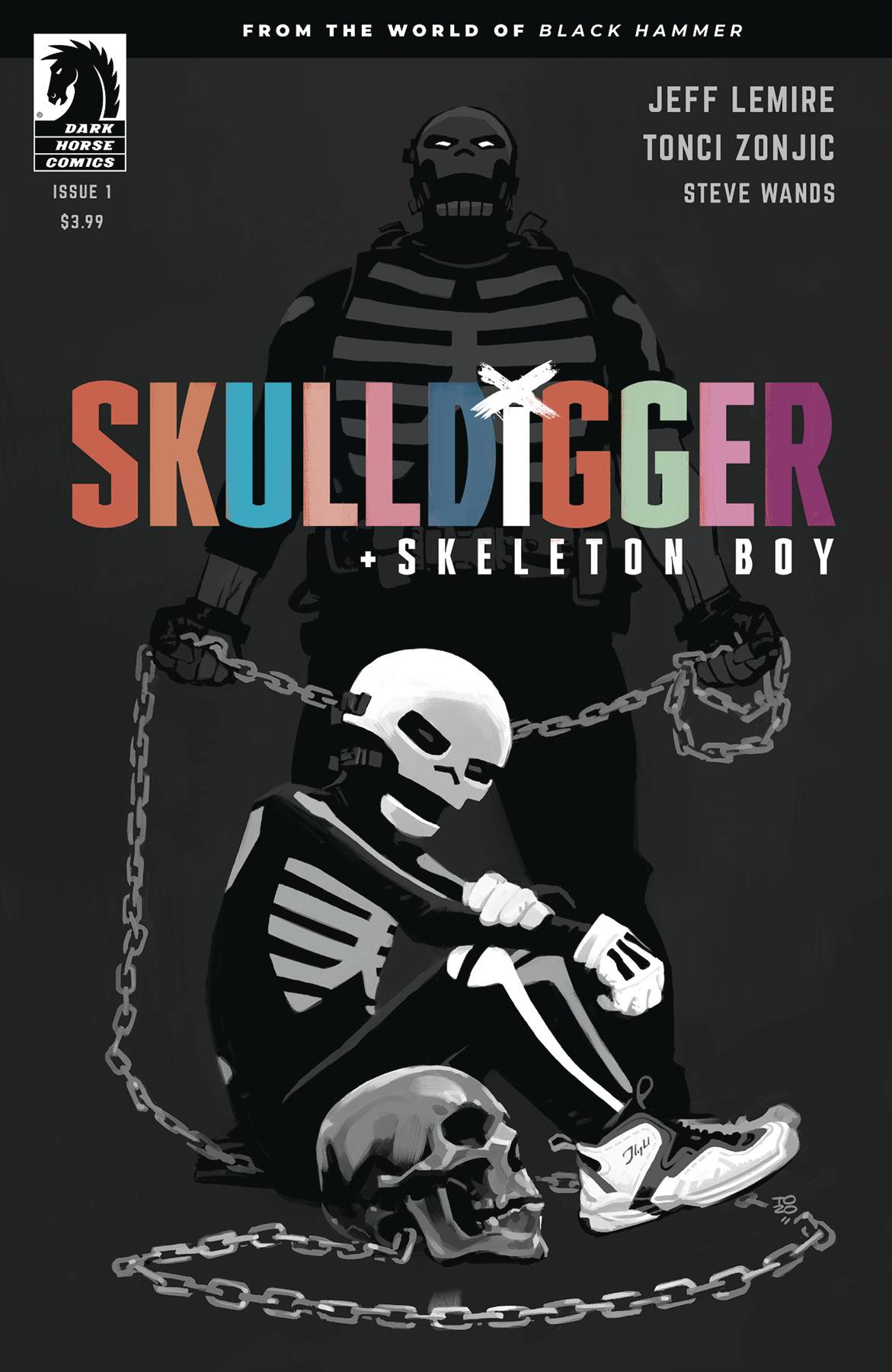 Skulldigger and Skeleton Boy #1 (2019)