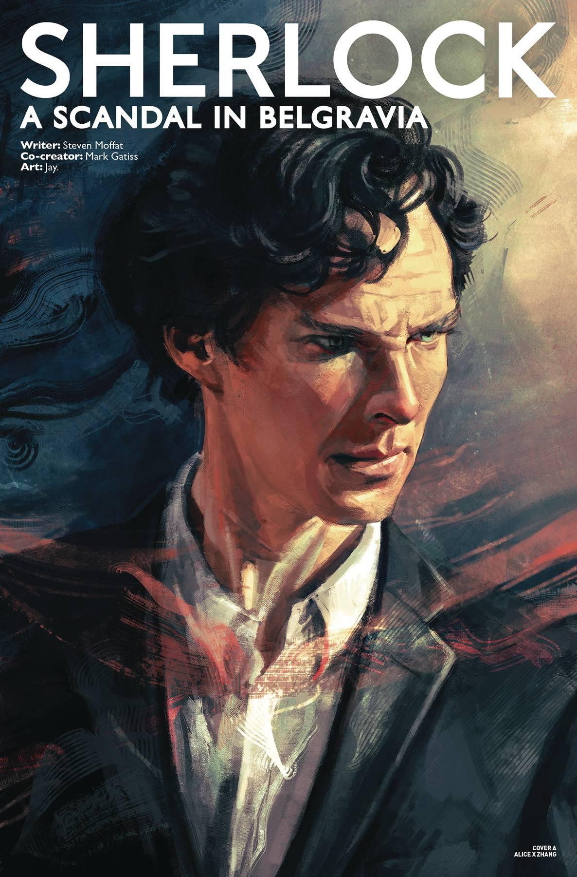 Sherlock: A Scandal In Belgravia #1 (2019)