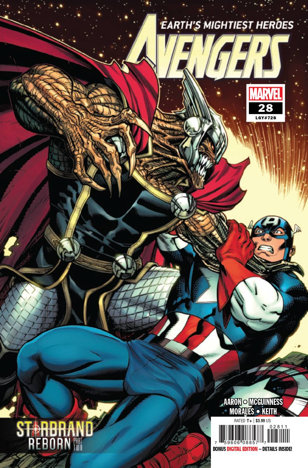 Avengers: Earth's Mightiest Heroes #28 (2019)