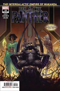 Black Panther #19 (2019)