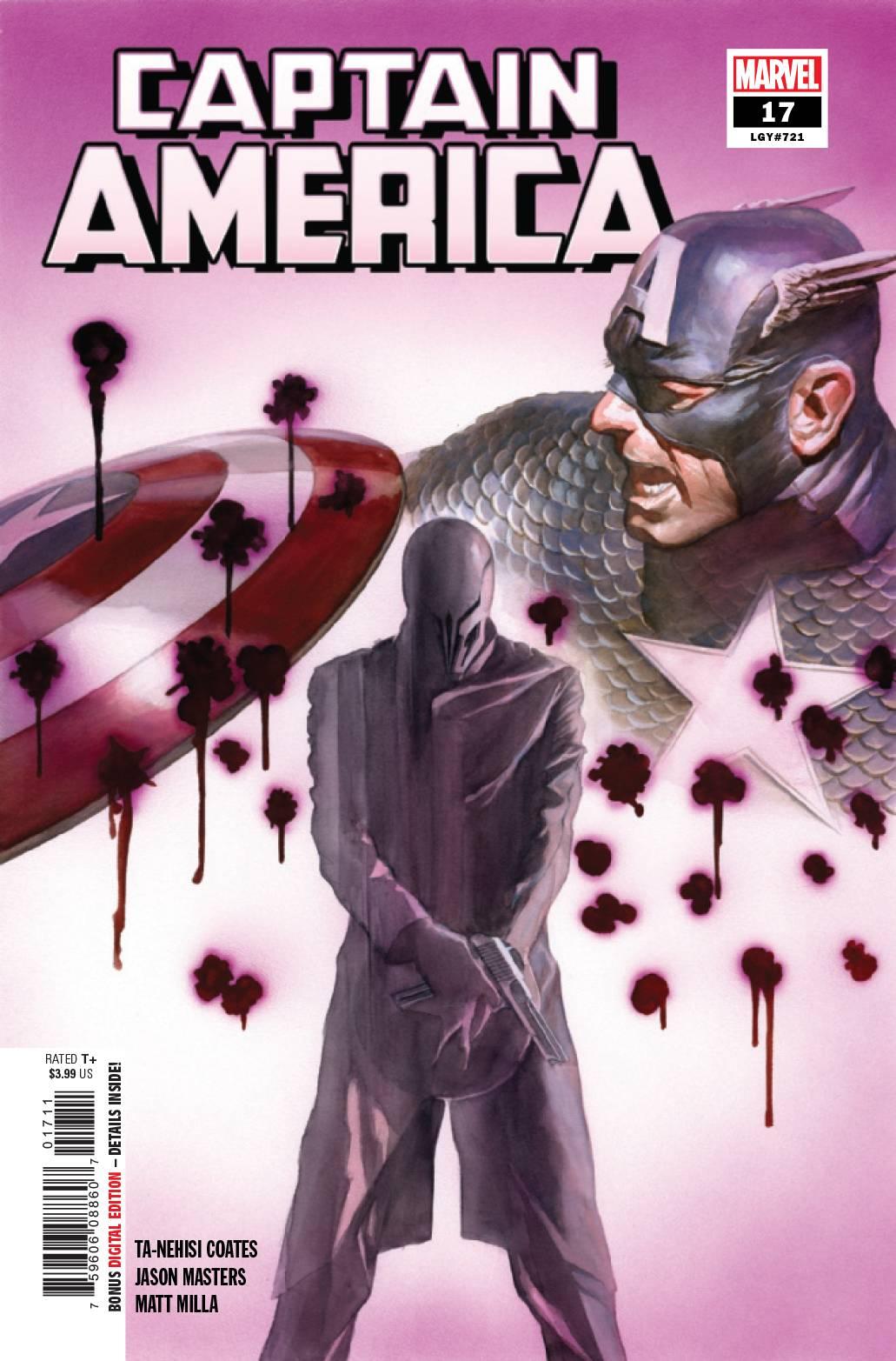 Captain America #17 (2019)