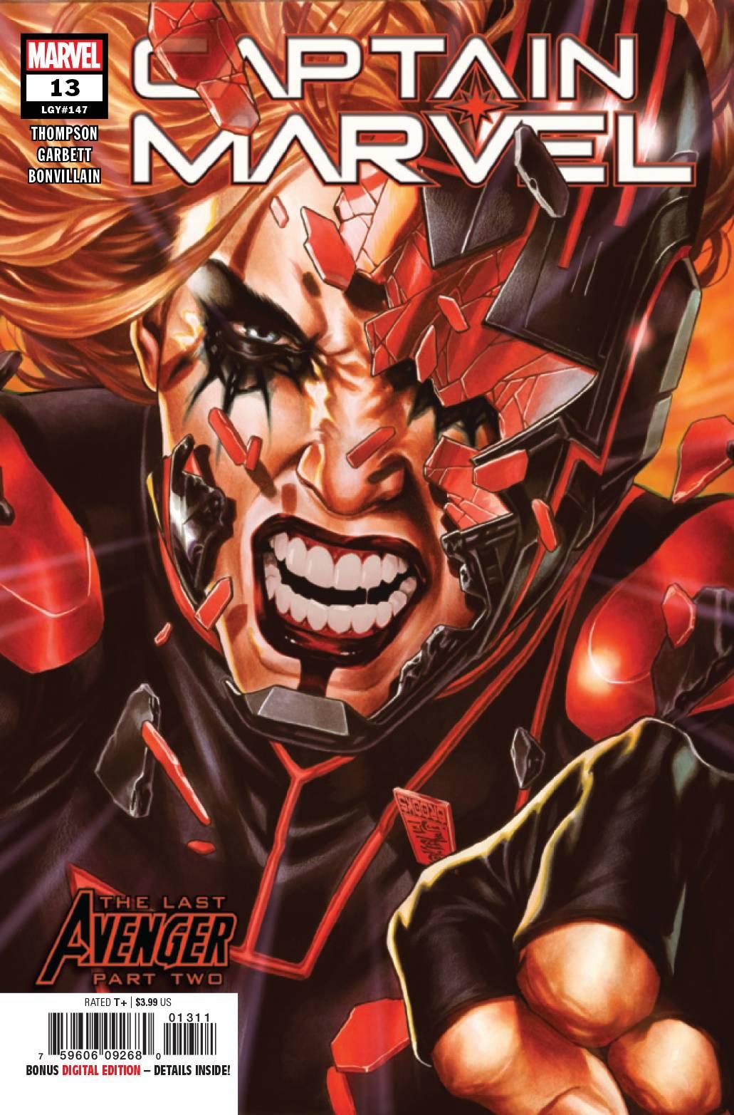 Captain Marvel #13 (2019)