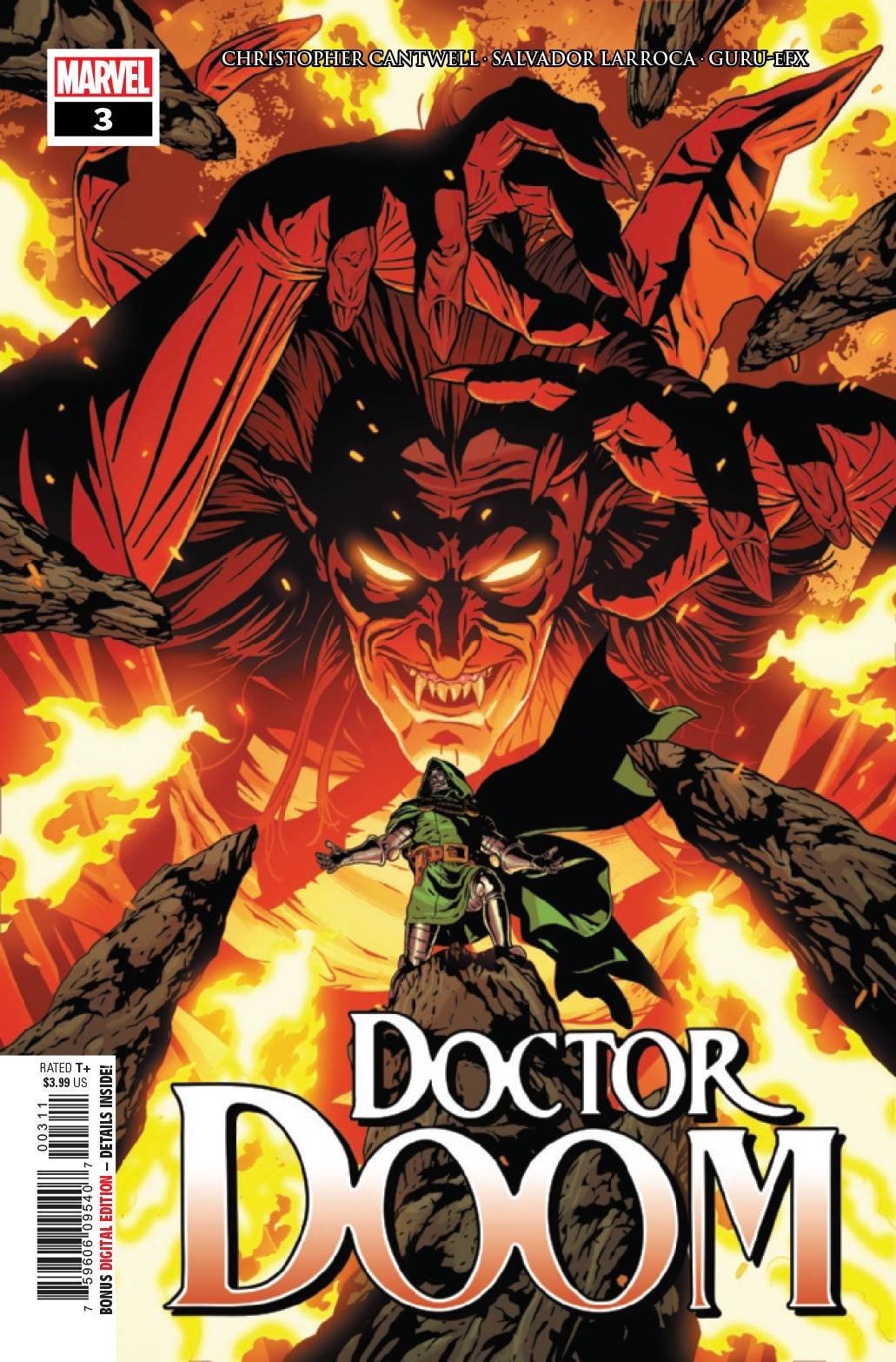 Doctor Doom #3 (2019)