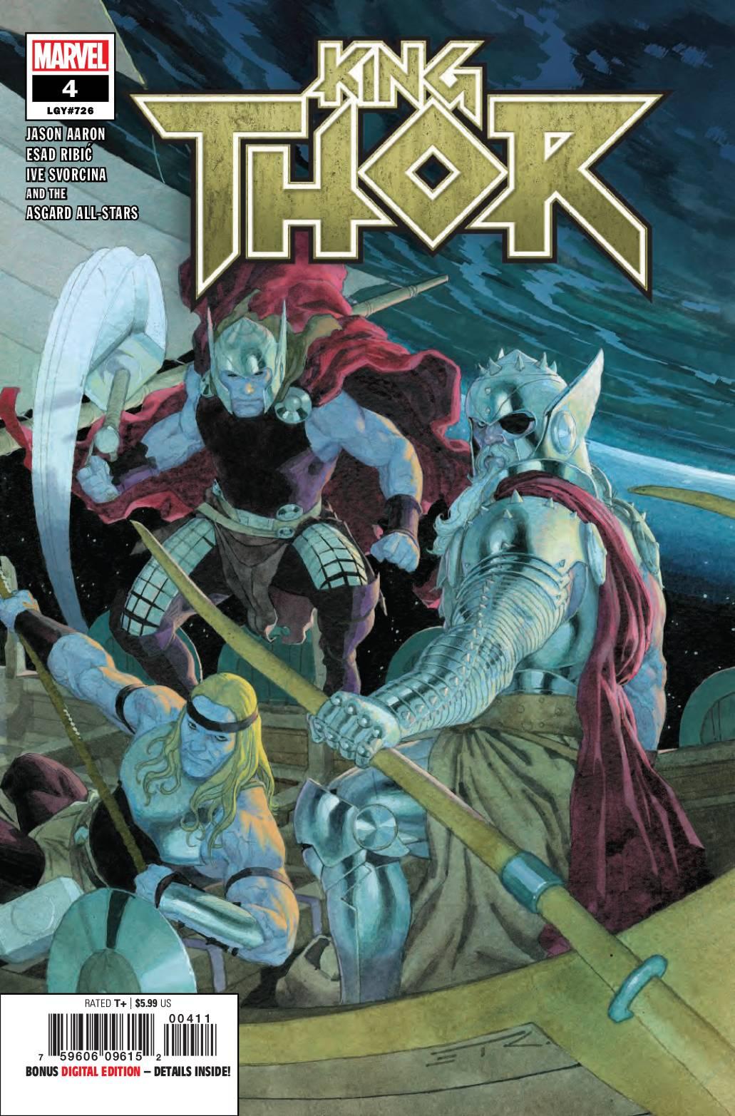 King Thor #4 (2019)