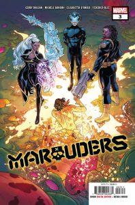 Marauders #3 (2019)
