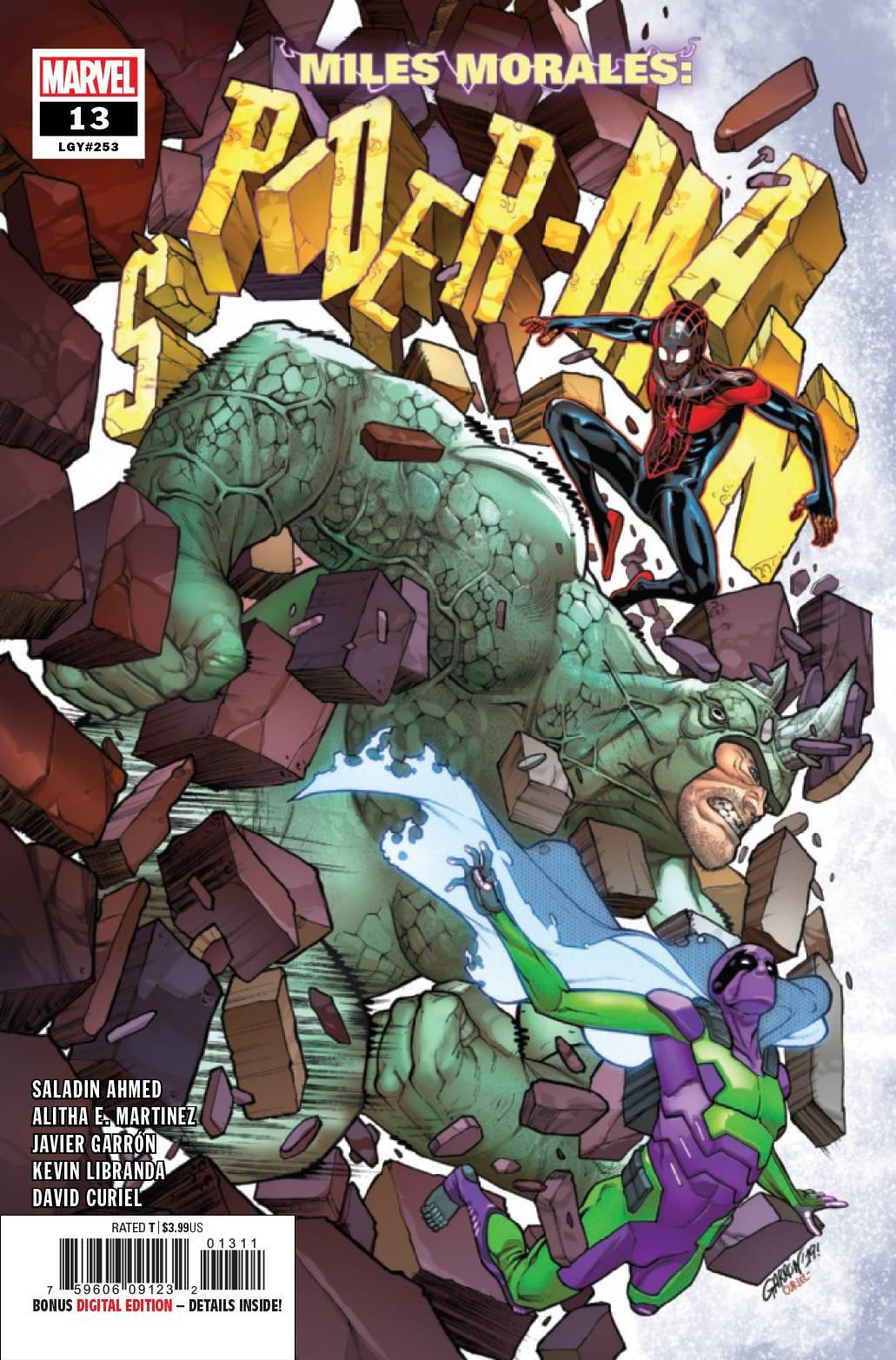 Miles Morales: Spider-Man #13 (2019)