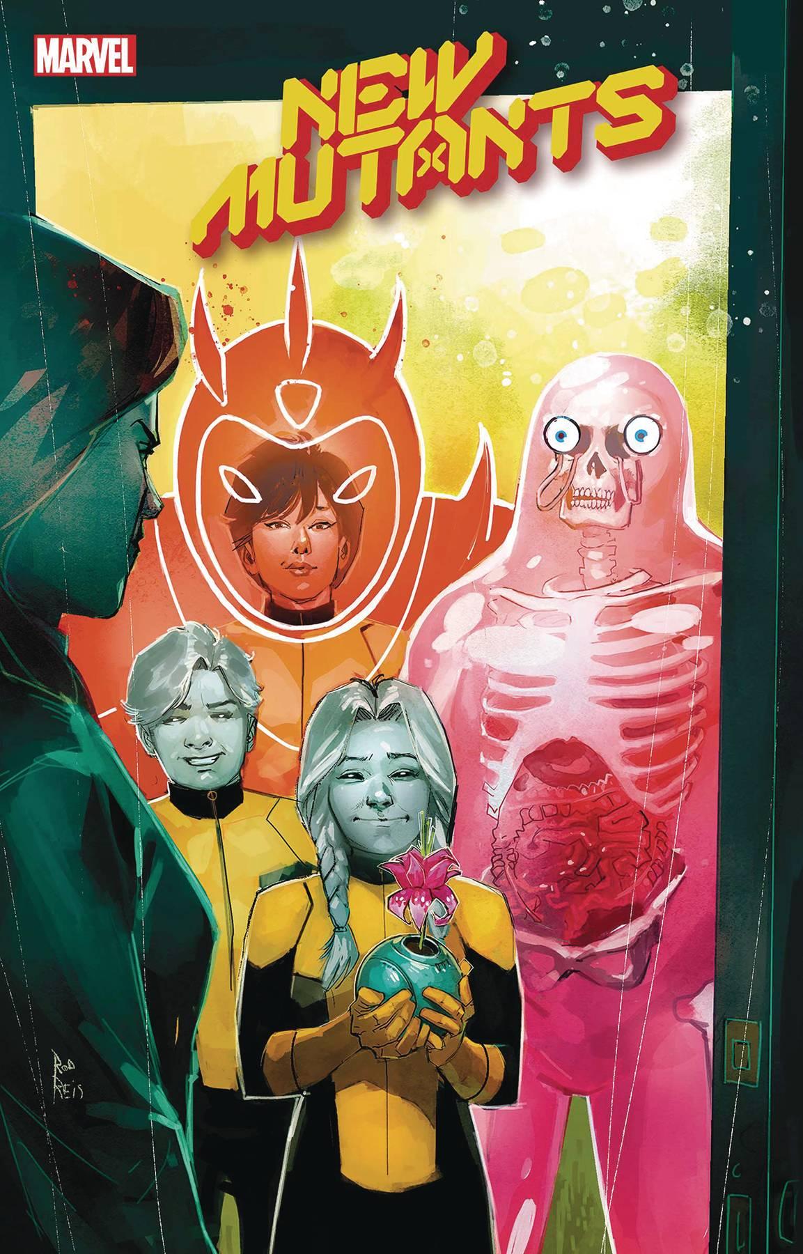 New Mutants #3 (2019)