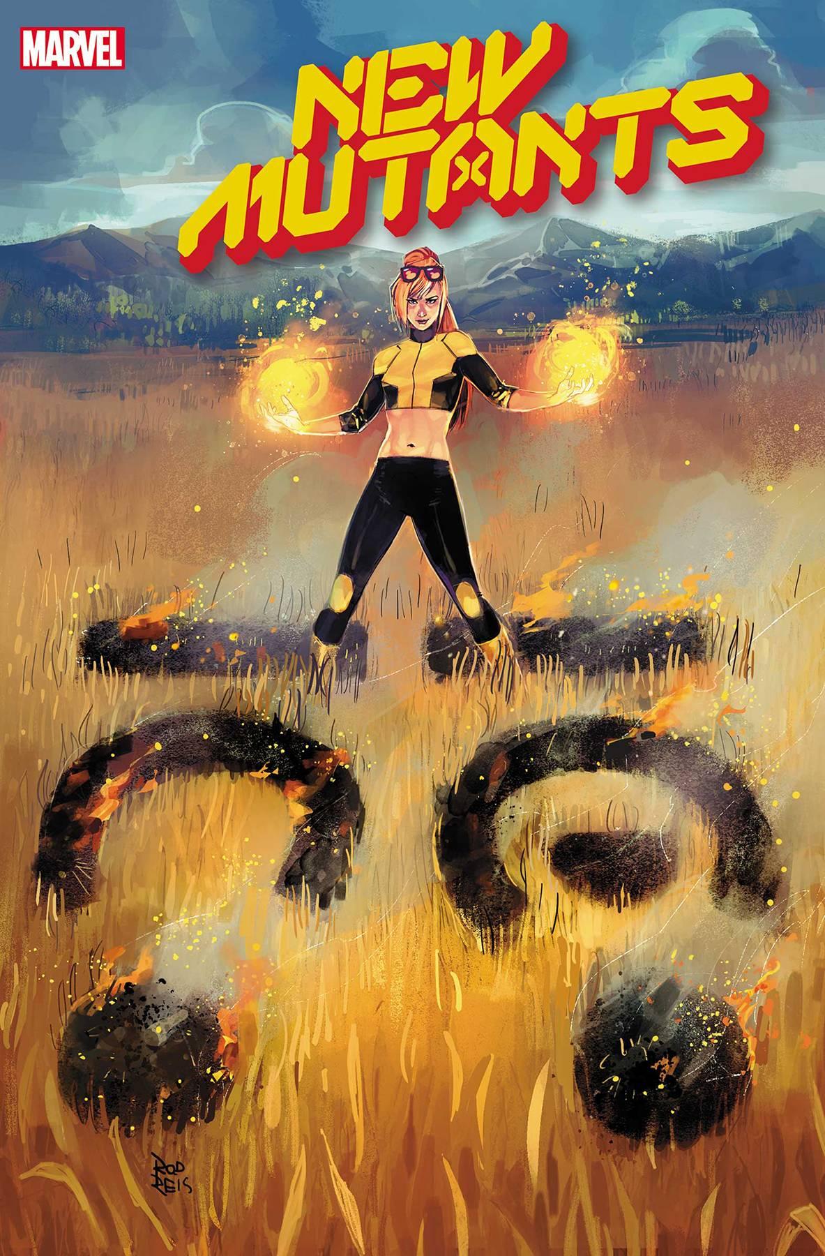 New Mutants #4 (2019)
