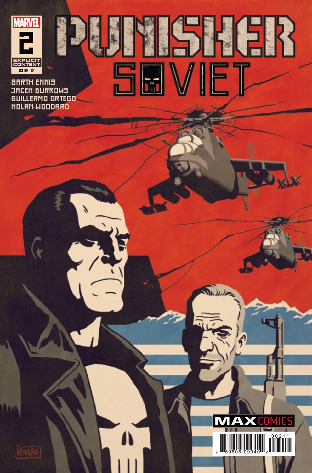 Punisher: Soviet #2 (2019)