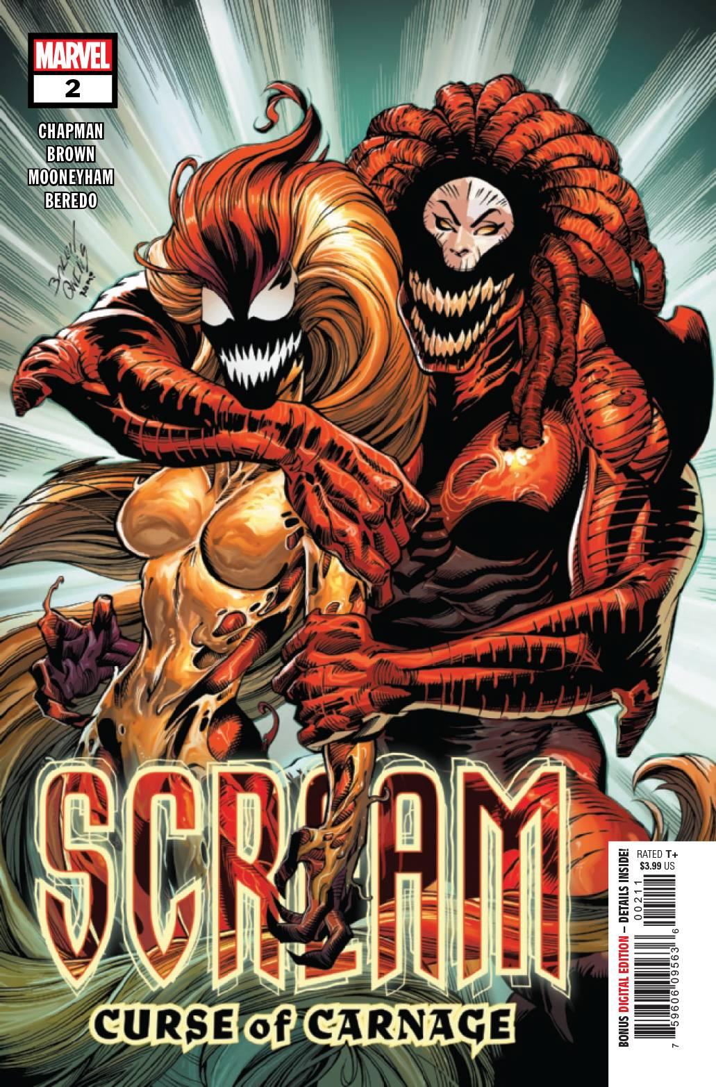 Scream: Curse Of Carnage #2 (2019)