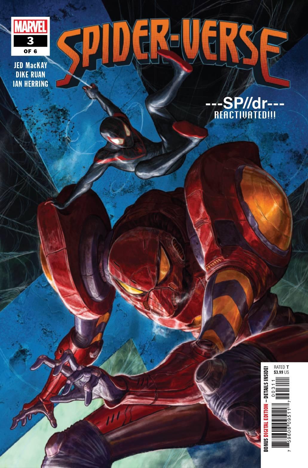 Spider-Verse #3 (2019)