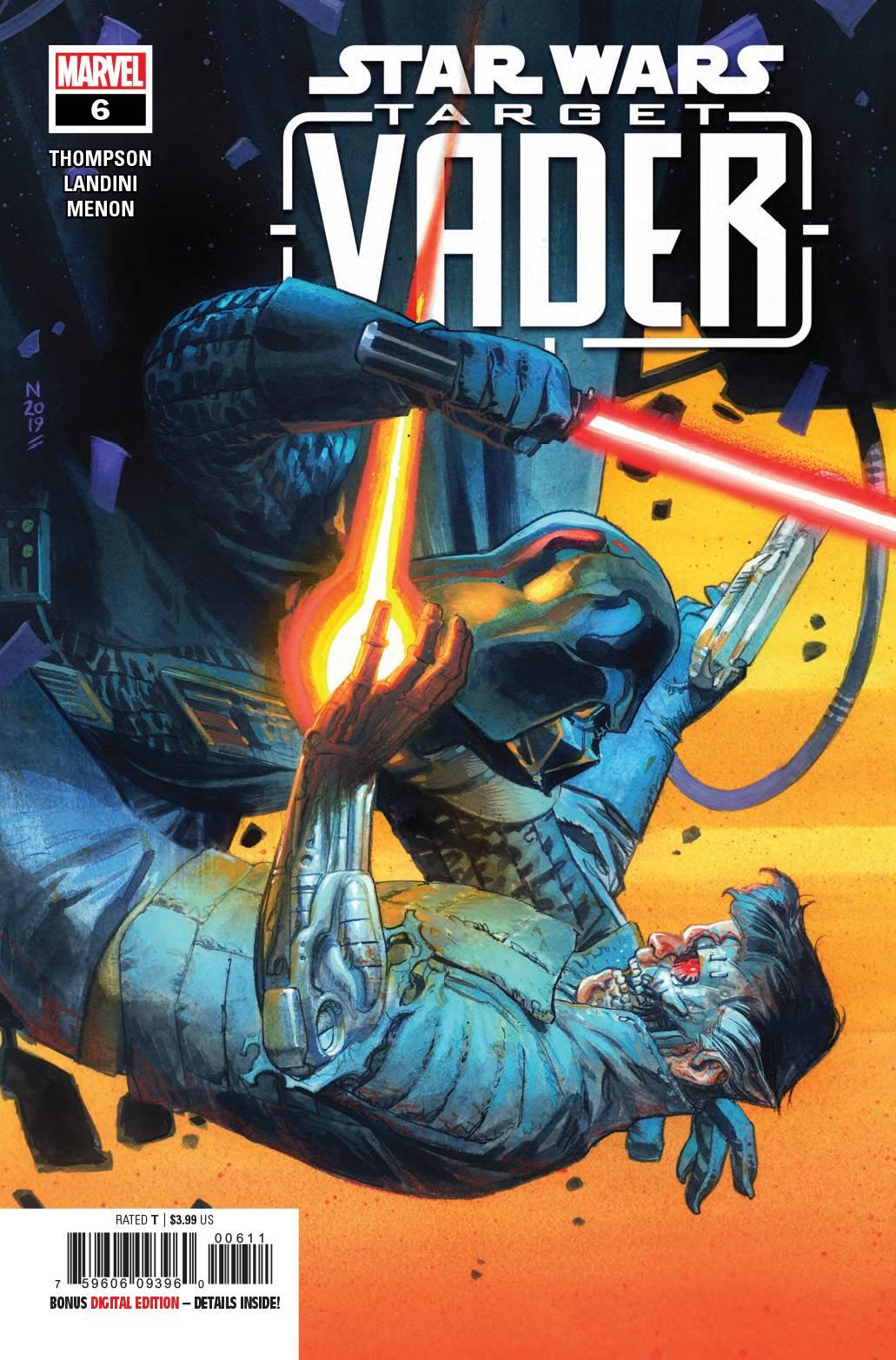 Star Wars: Target Vader #6 (2019)