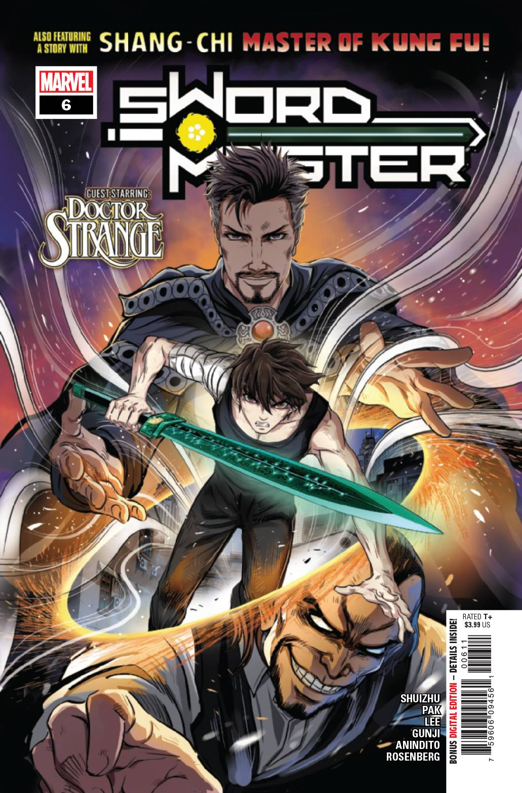 Sword Master #6 (2019)