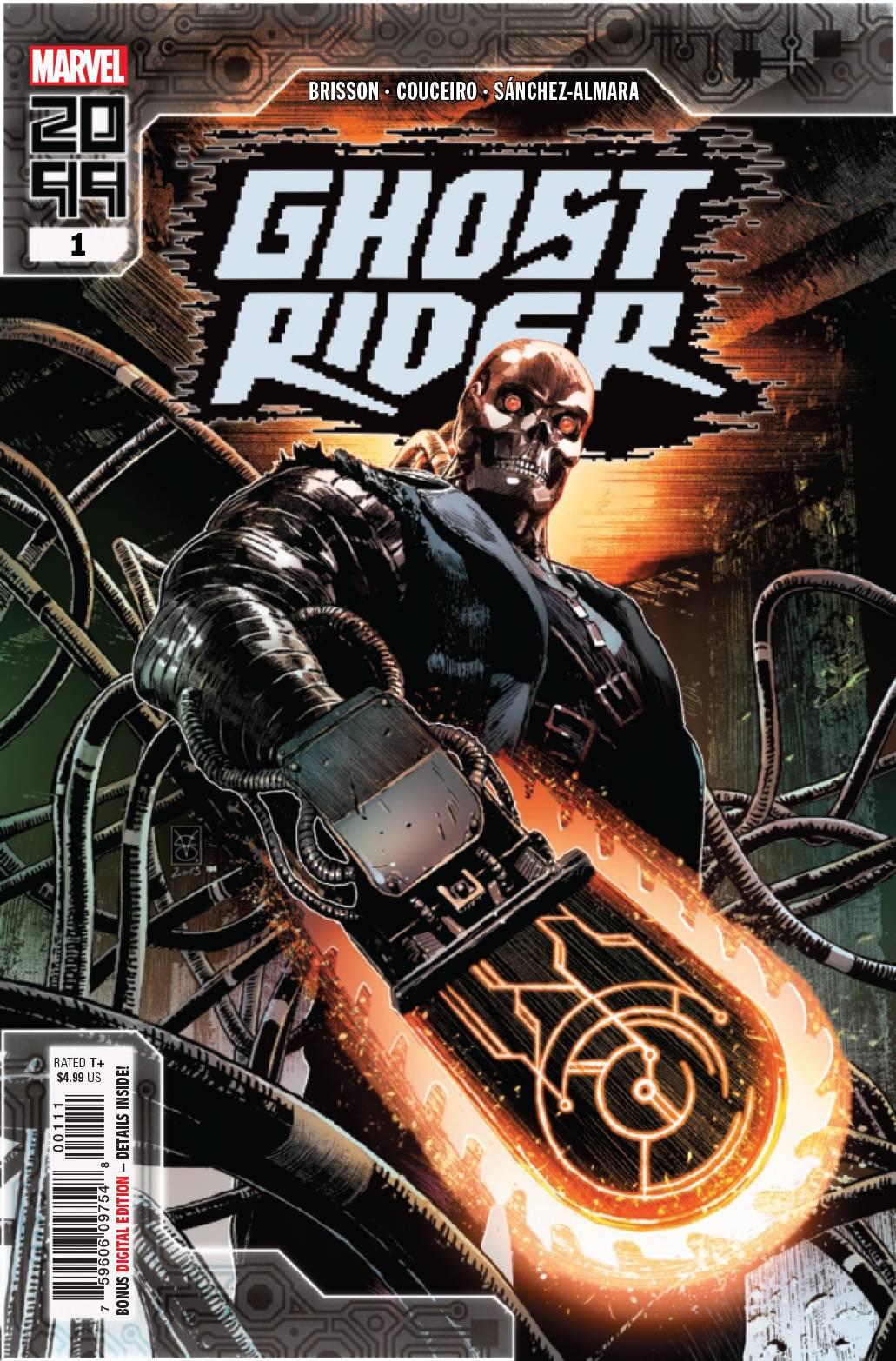 Ghost Rider 2099 #1 (2019)