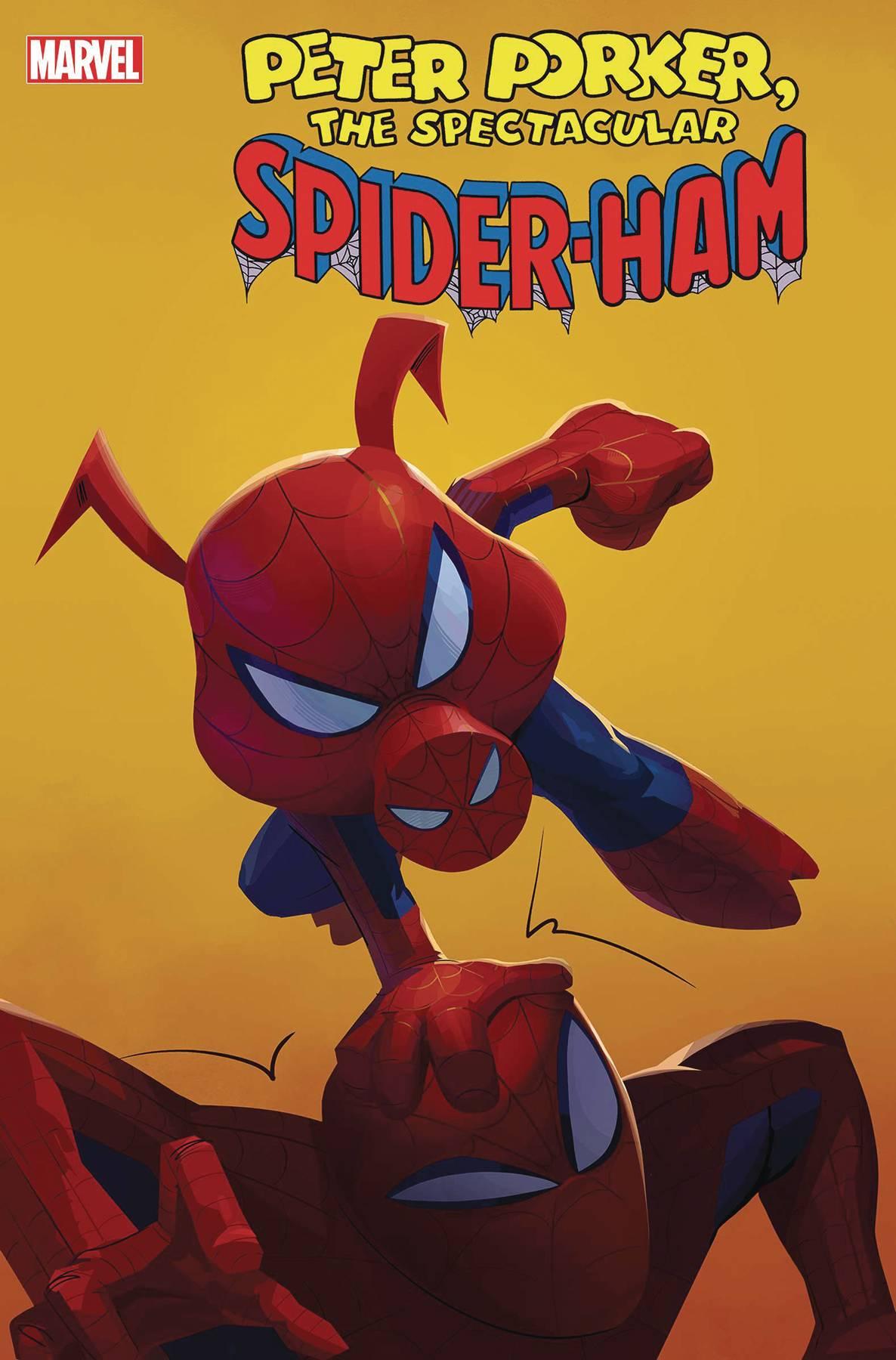 Spider-Ham #1 (2019)