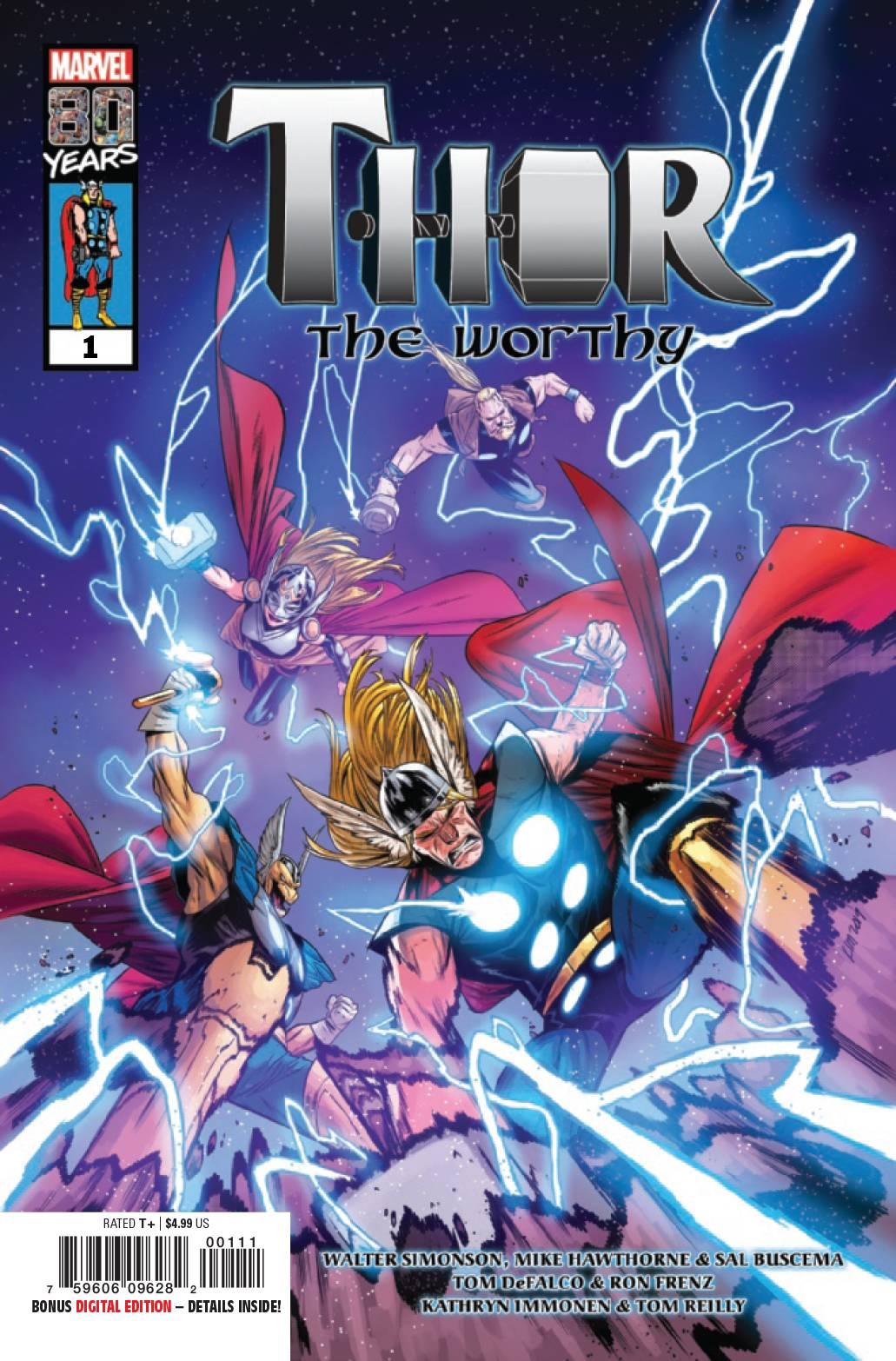 Thor: The Worthy #1 (2019)