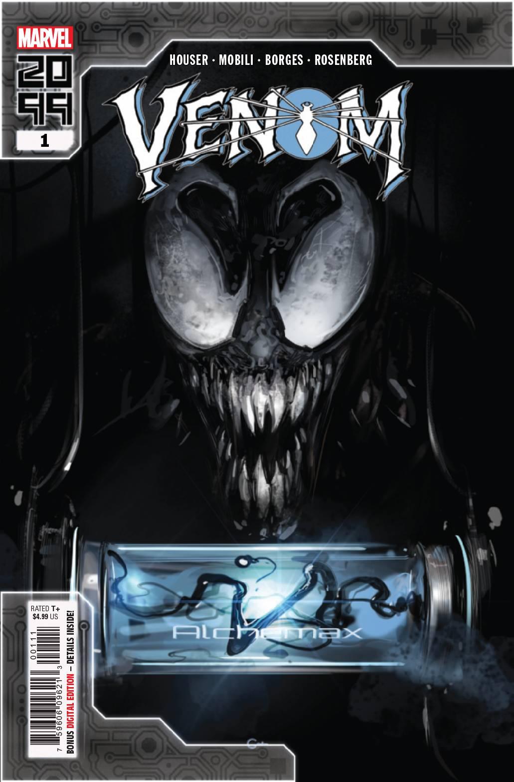 Venom 2099 #1 (2019)