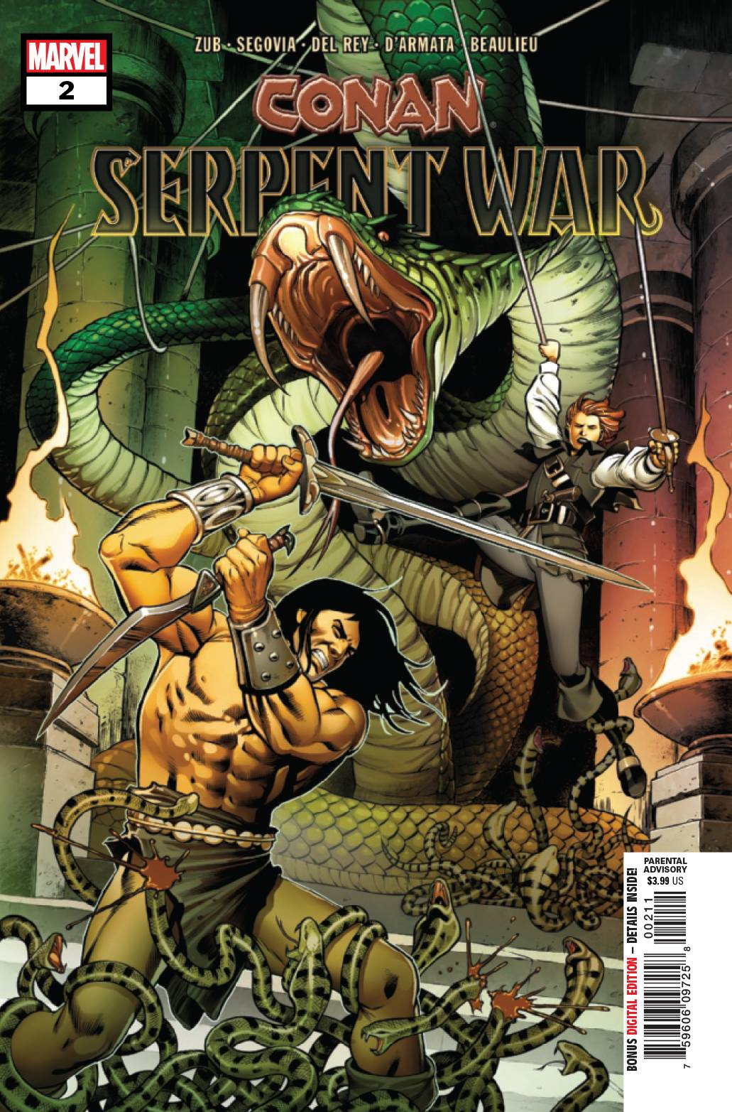 Conan: Serpent War #2 (2019)