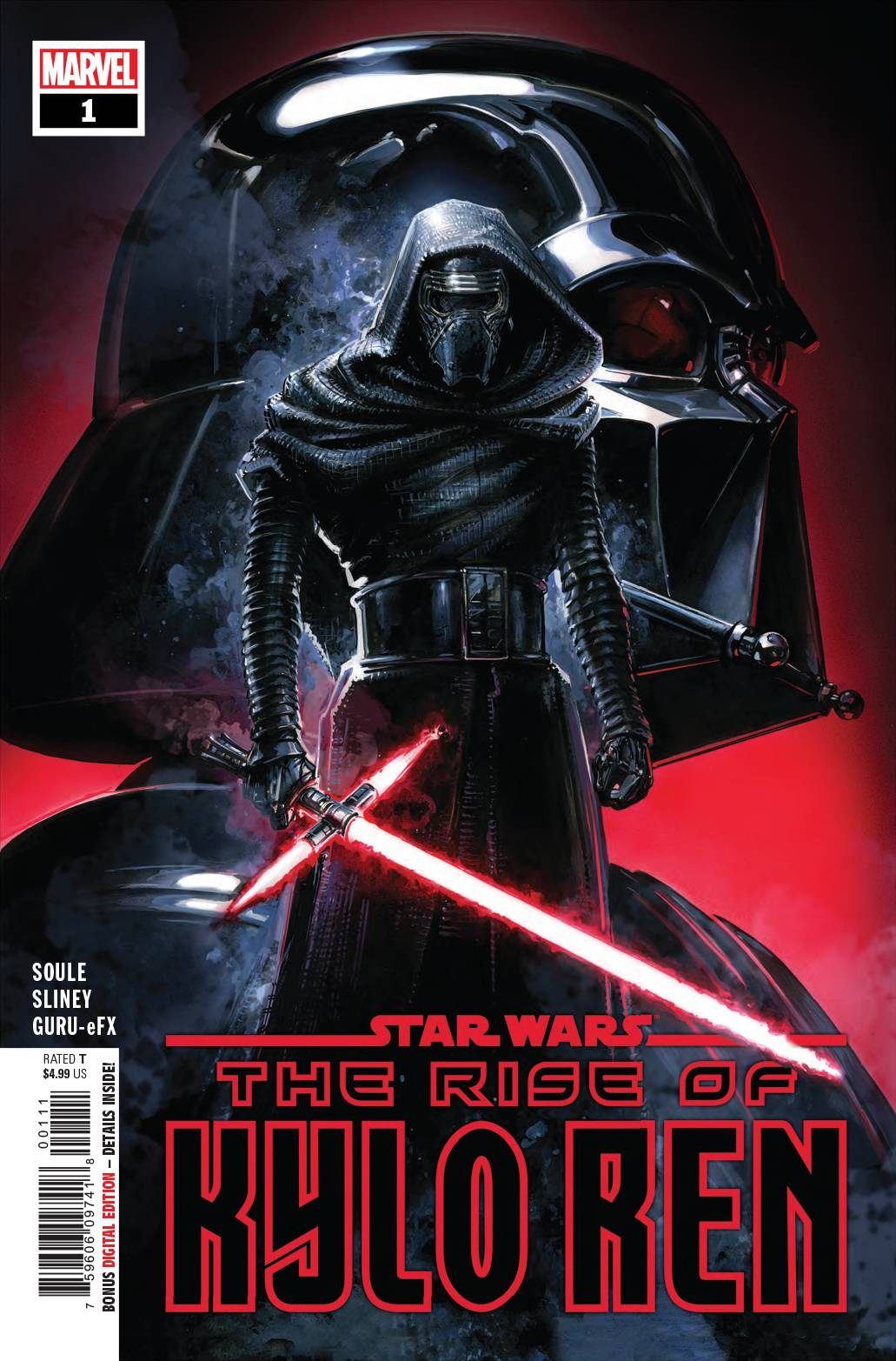 Star Wars: The Rise of Kylo Ren #1 (2019)