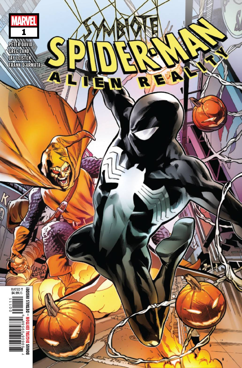 Symbiote Spider-Man: Alien Reality #1 (2019)