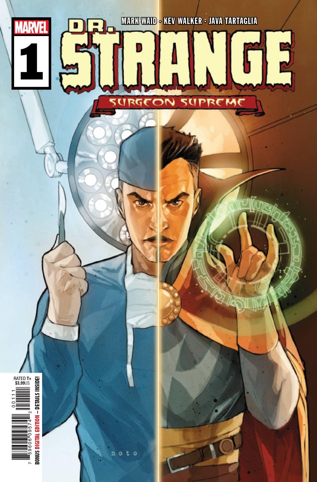 Dr. Strange: Surgeon Supreme #1 (2019)