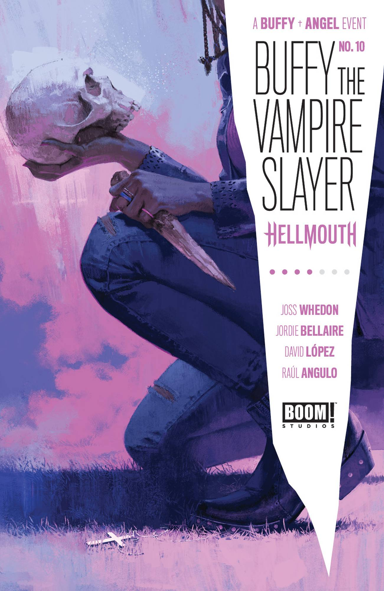 Buffy The Vampire Slayer #10 (2019)