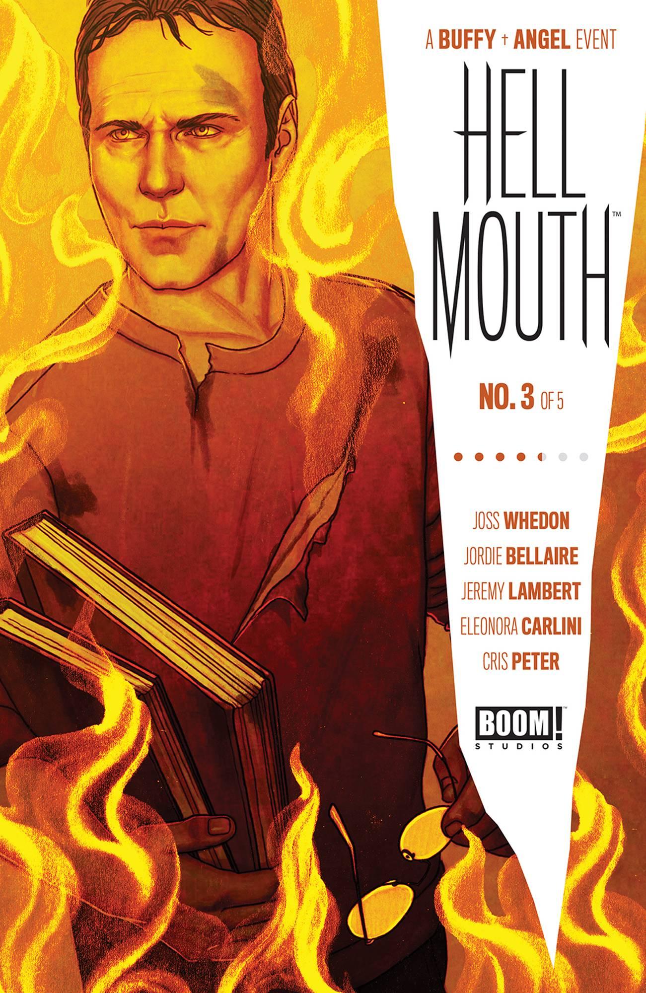 Buffy Vampire Slayer: Angel - Hellmouth #3 (2019)