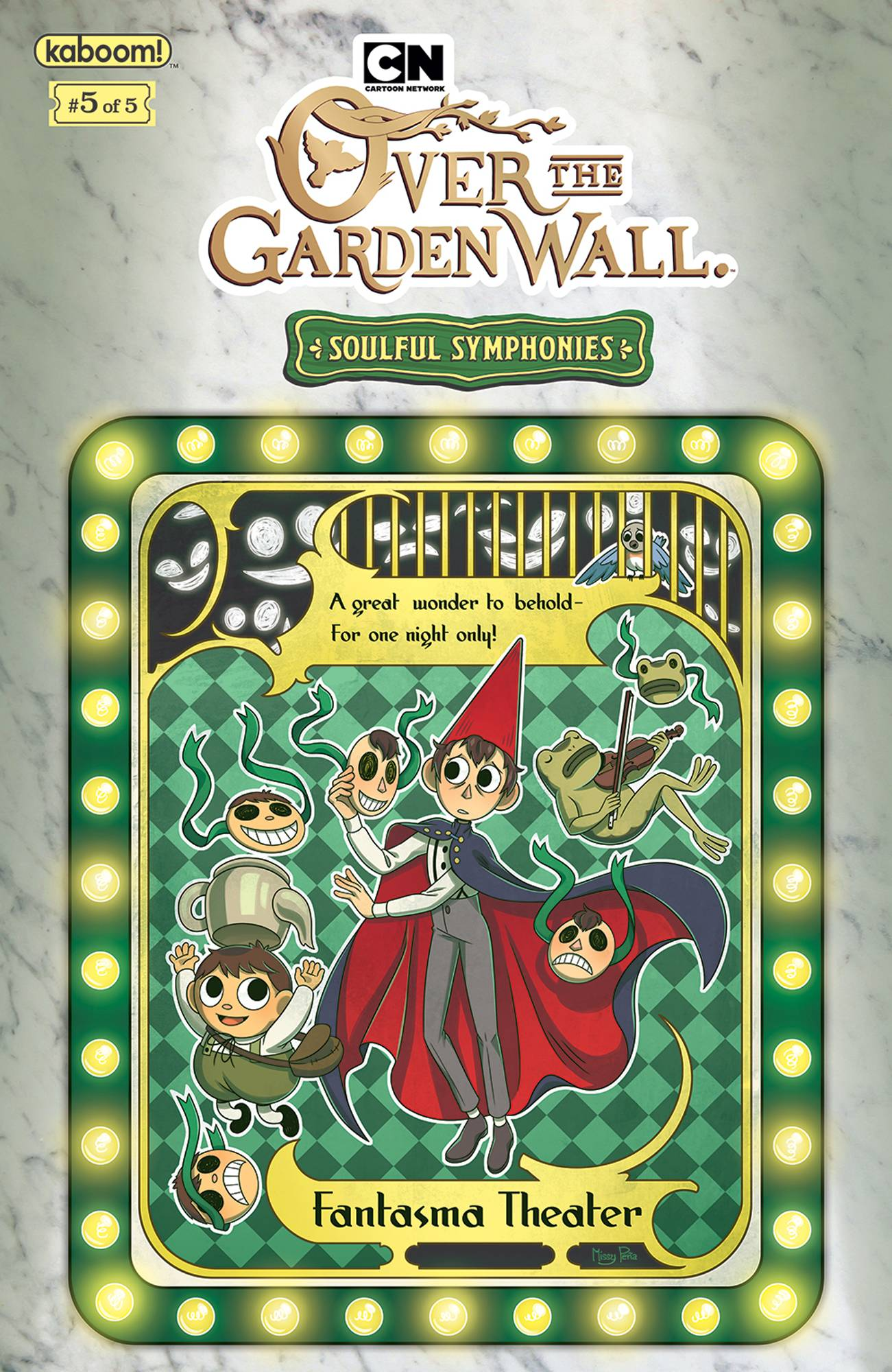 Over Garden Wall: Soulful Symphonies #5 (2019)